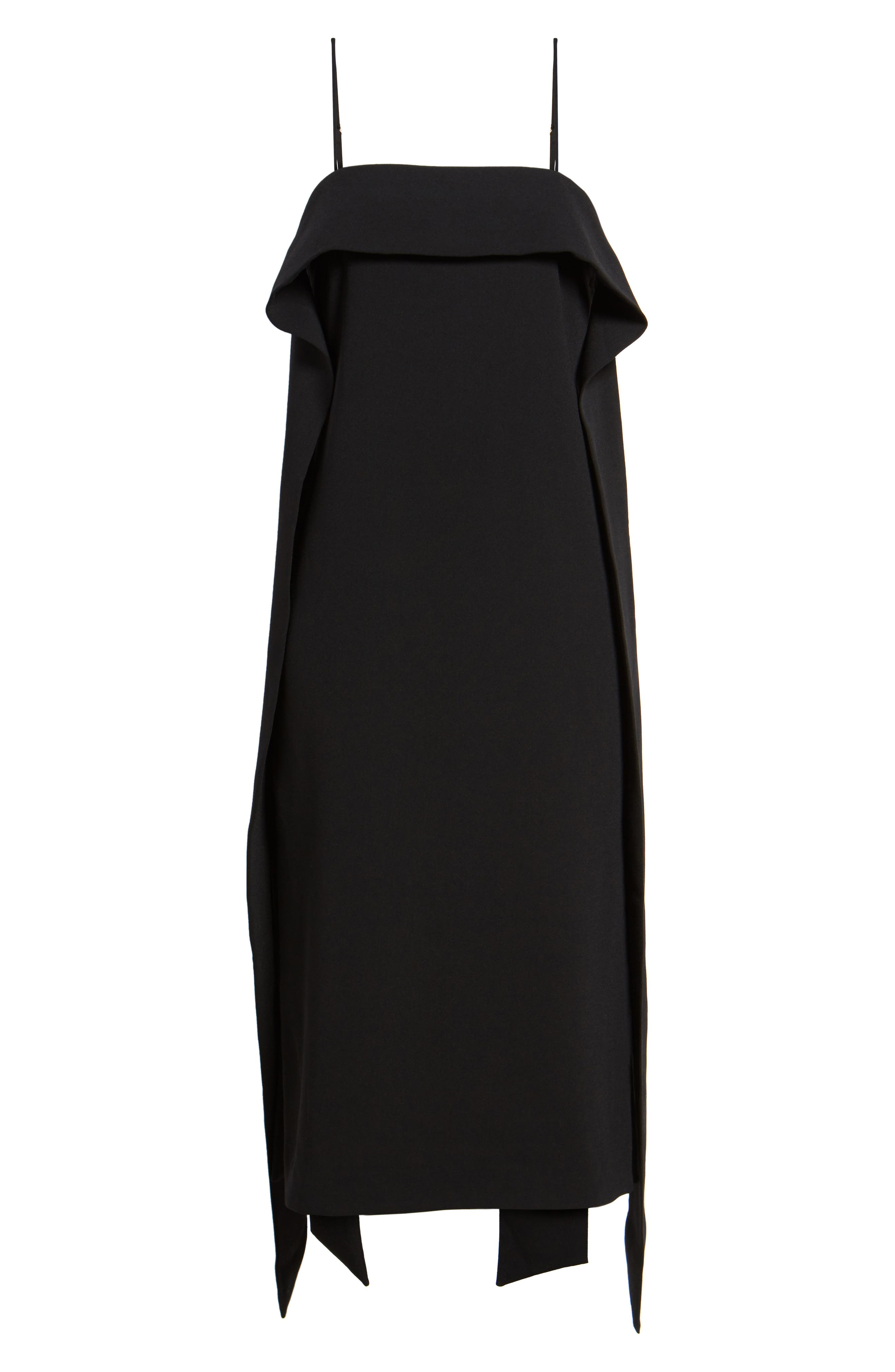 Alternate Image 6  - Elliatt Iris Off the Shoulder Slipdress