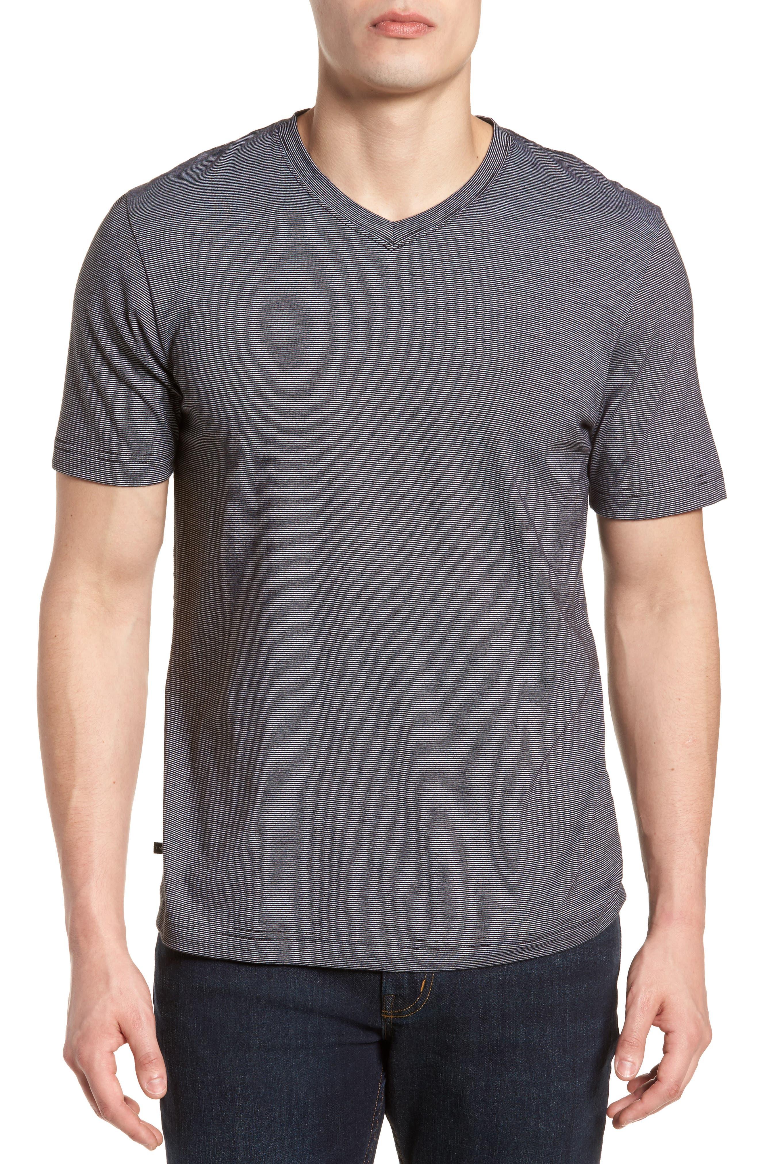 El Presidente T-Shirt,                             Main thumbnail 1, color,                             Black/ White