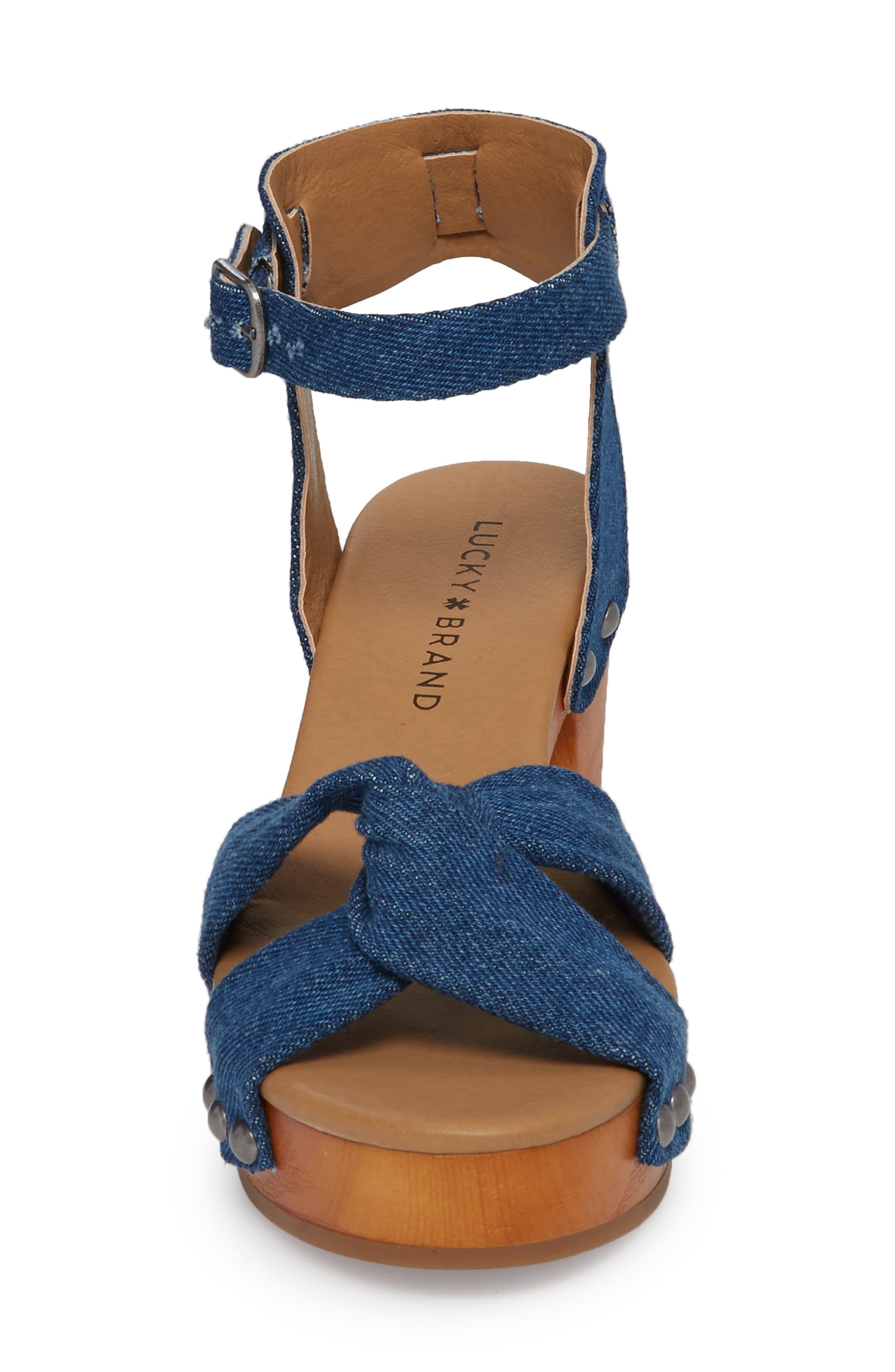Alternate Image 4  - Lucky Brand Whitneigh Sandal (Women)