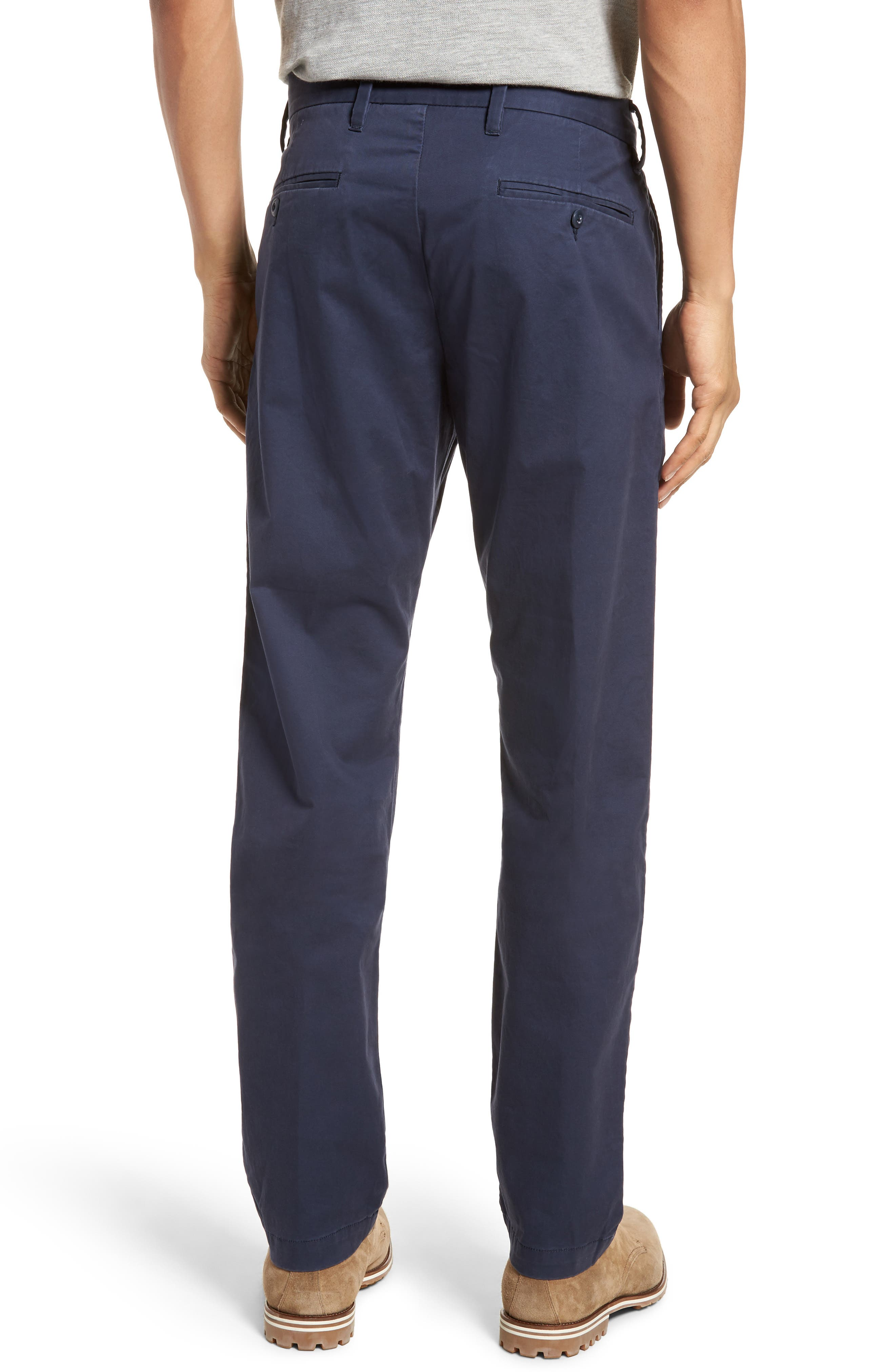 Alternate Image 2  - 1901 Ballard Slim Fit Stretch Chino Pants