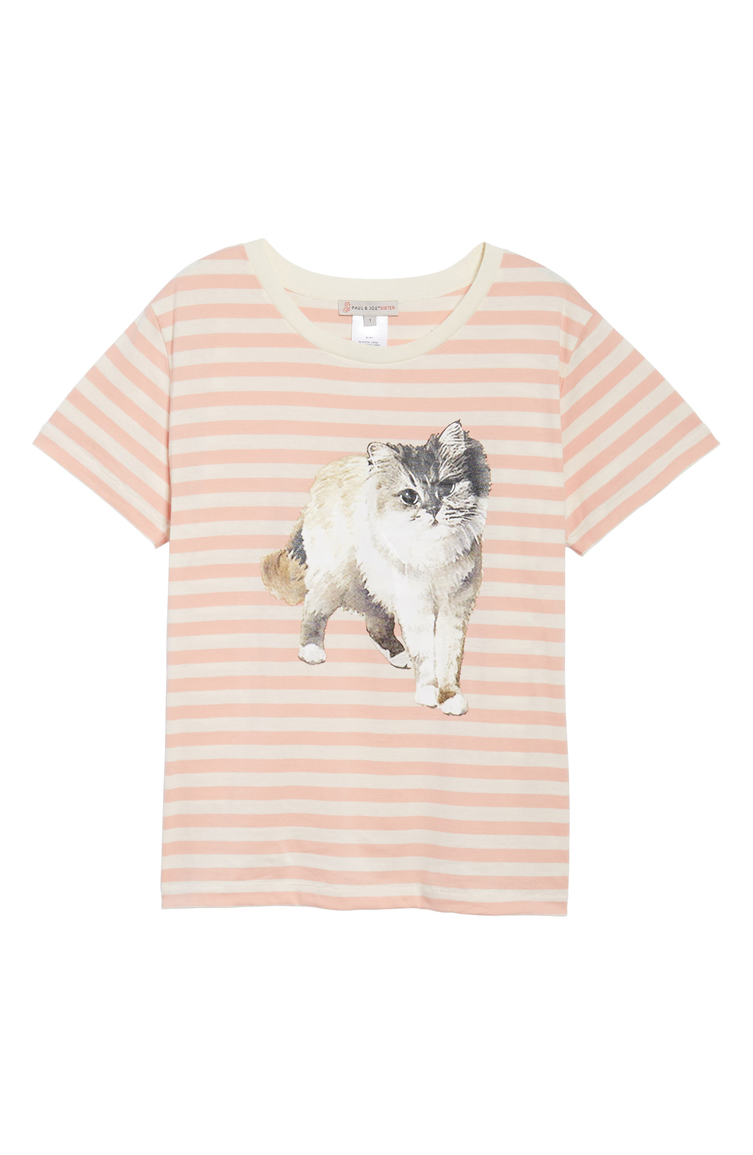 Timtomt Tee,                             Alternate thumbnail 6, color,                             Pink