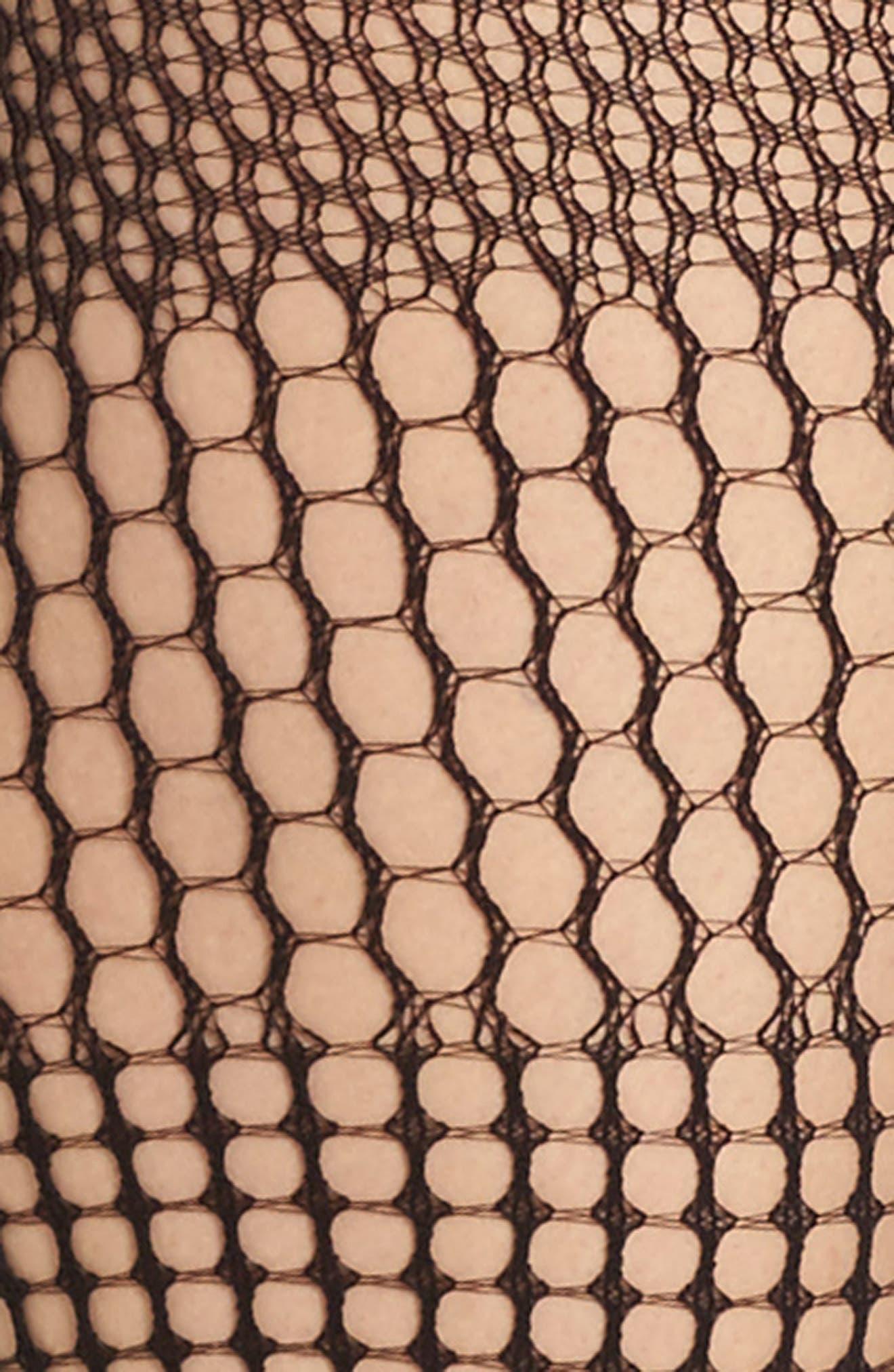 Alternate Image 2  - Pretty Polly Square Net Tights