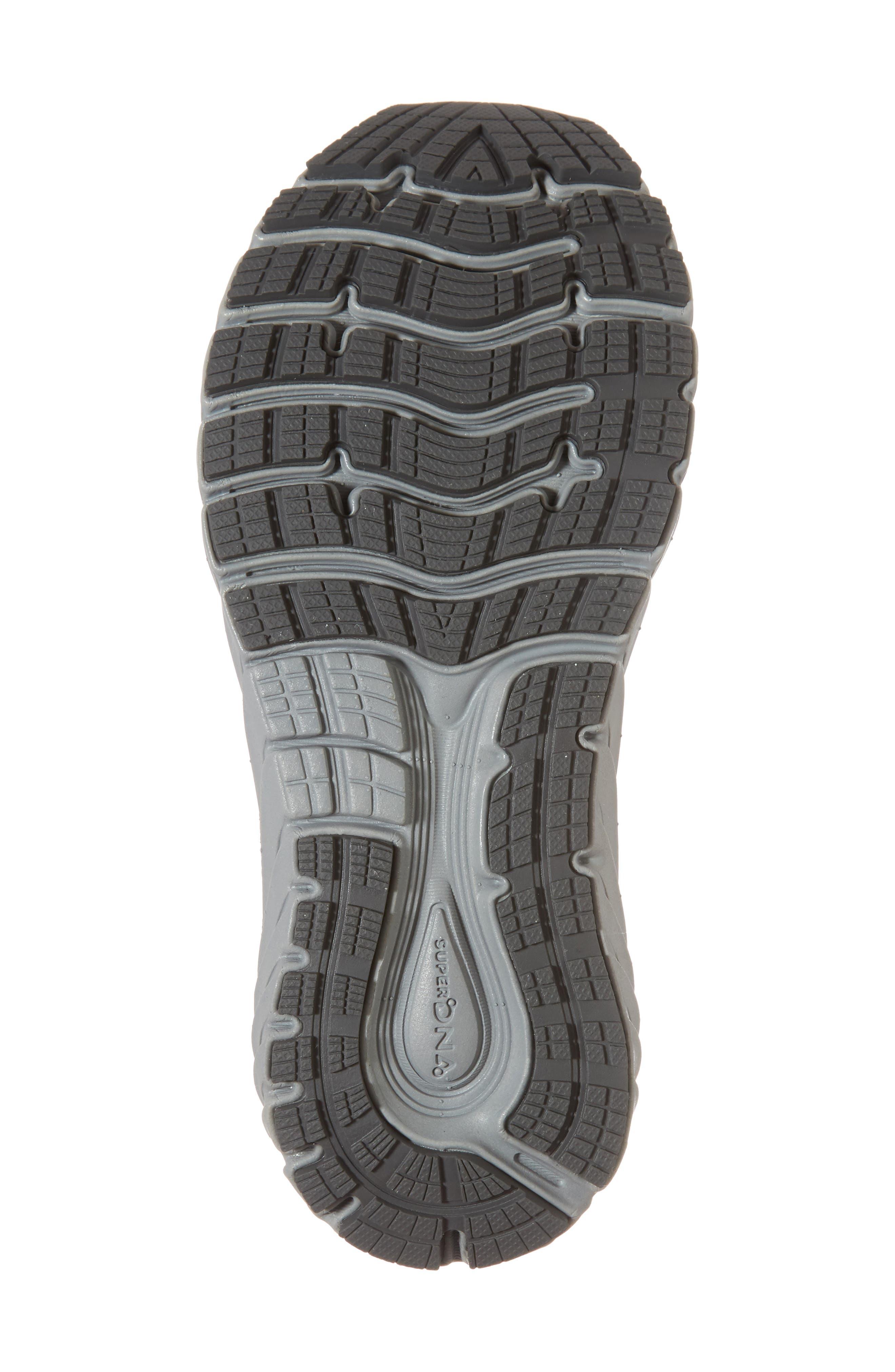 Glycerin 15 Running Shoe,                             Alternate thumbnail 6, color,                             Silver/ Grey/ Rose