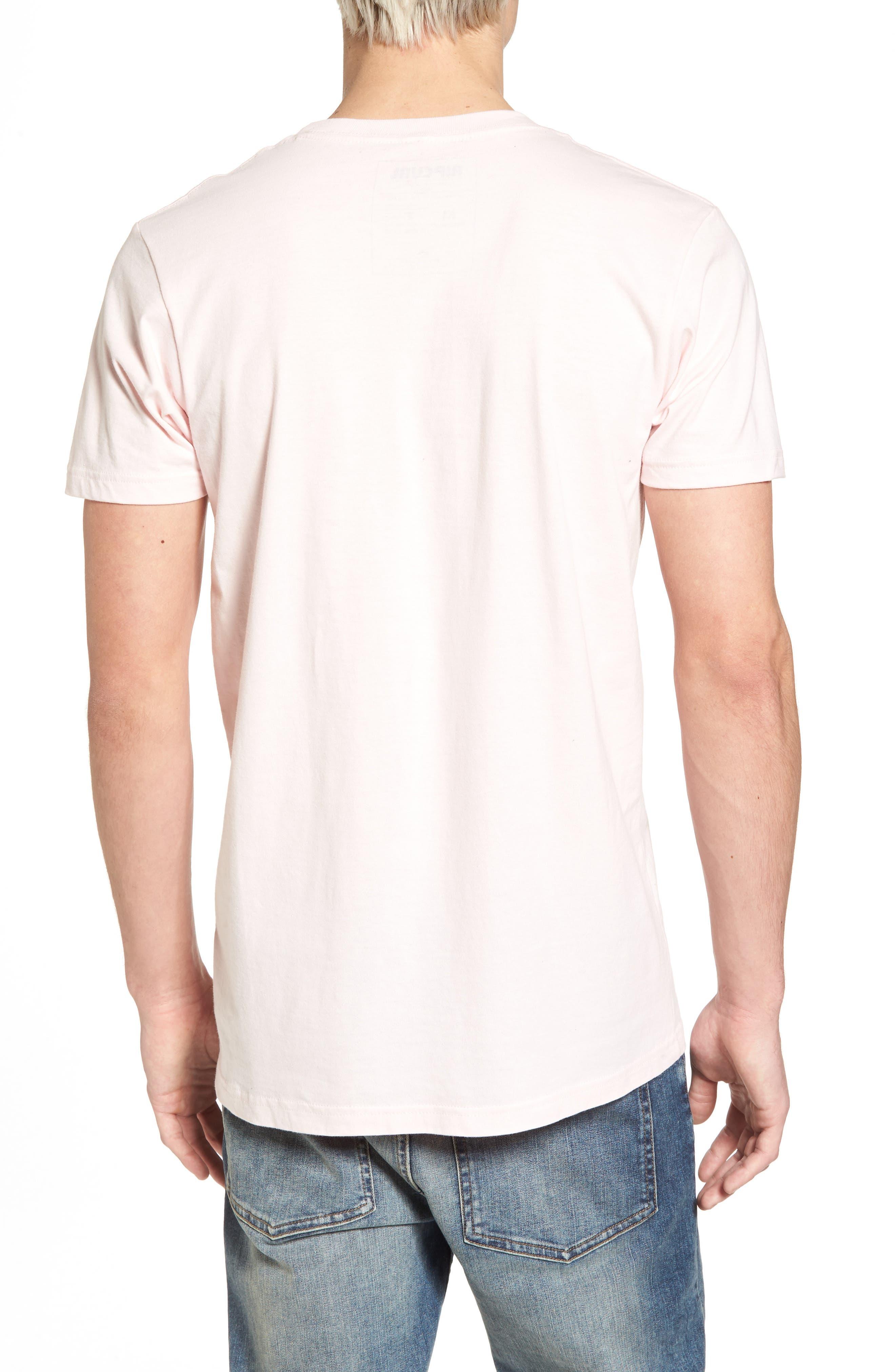 Authentic T-Shirt,                             Alternate thumbnail 2, color,                             Purple