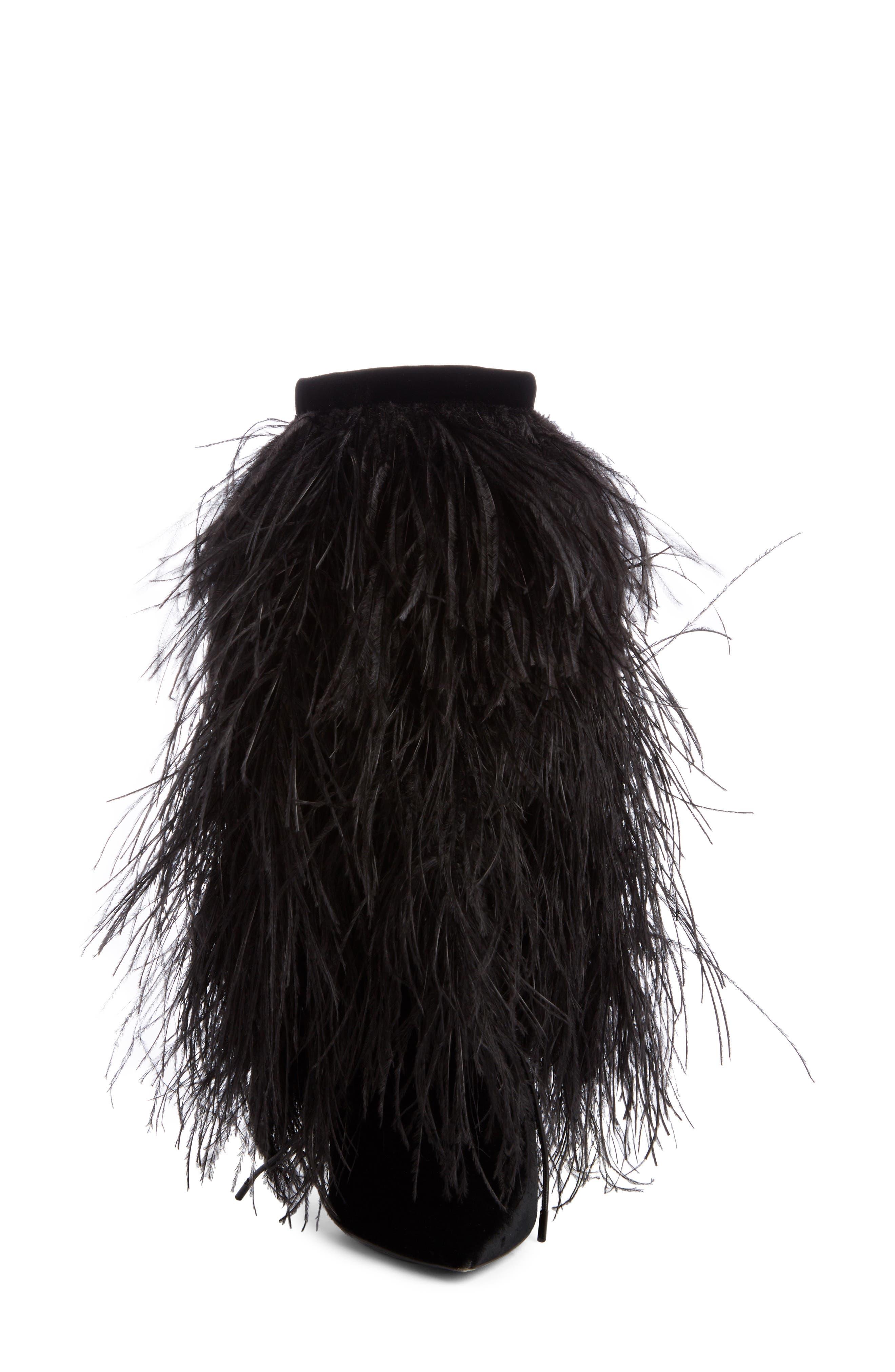 Alternate Image 4  - Saint Laurent Yeti Boot (Women)