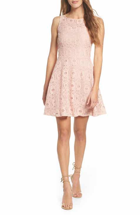 Women S Pink Wedding Guest Dresses Nordstrom