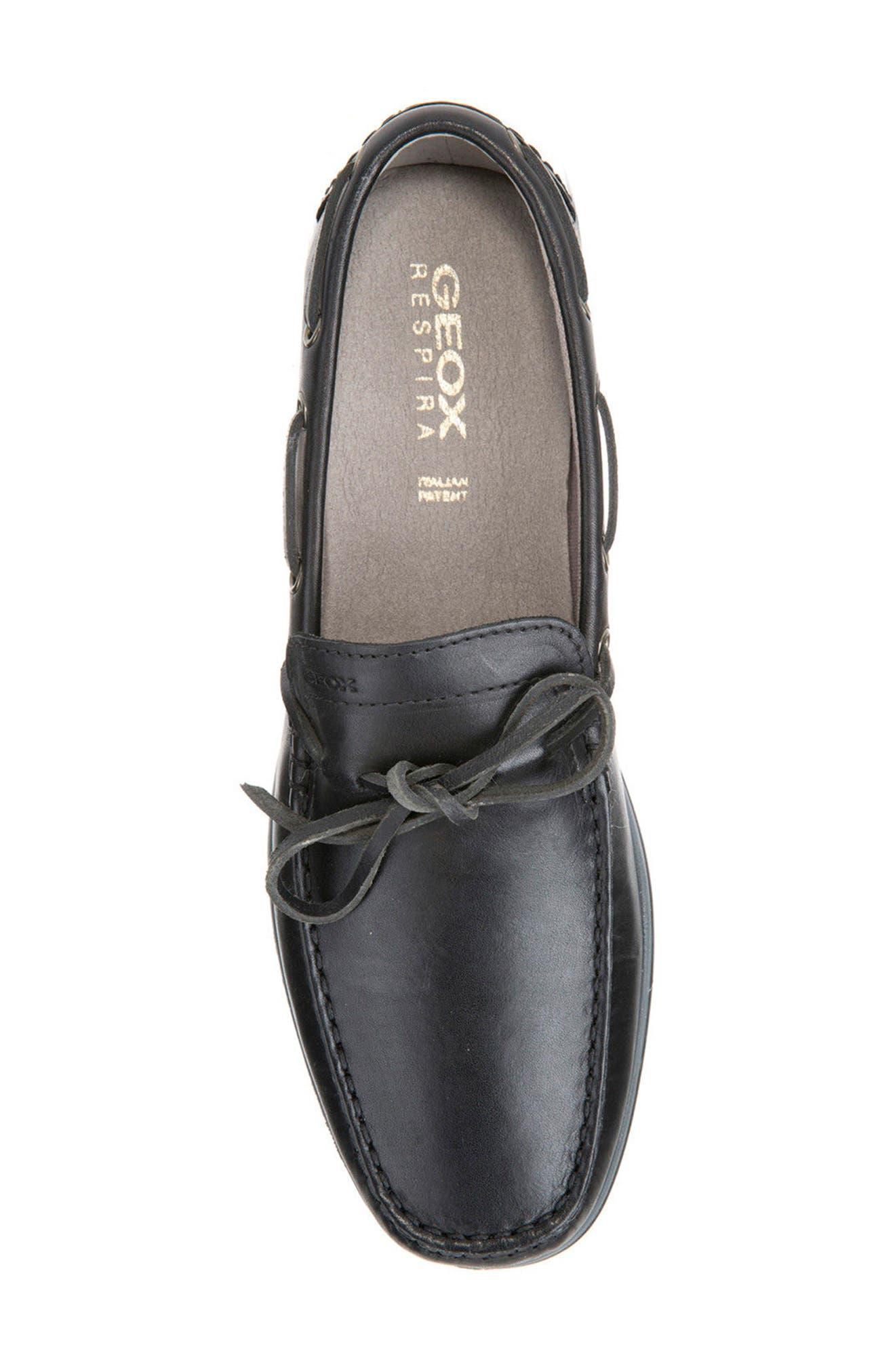 Alternate Image 5  - Geox Mirvin 3 Boat Shoe (Men)