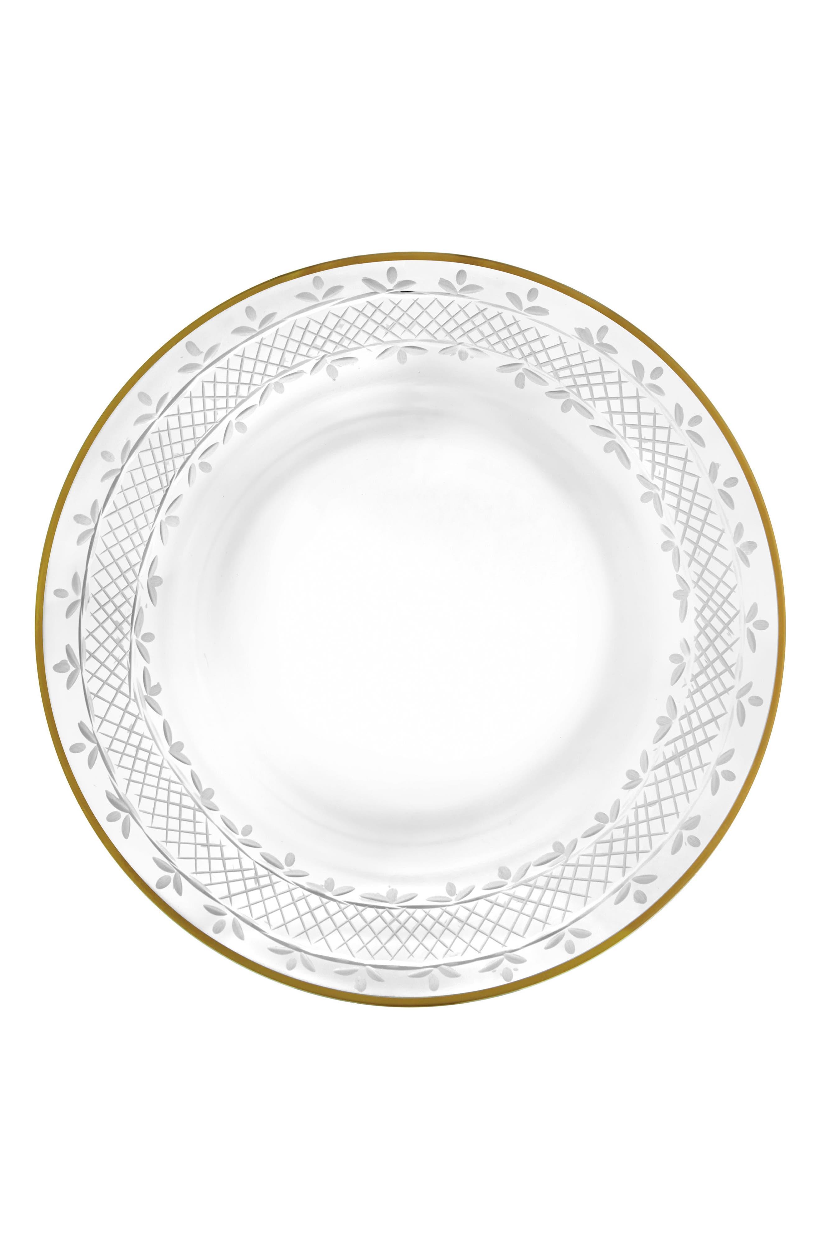 Main Image - Arte Italica Semplice Charger Plate