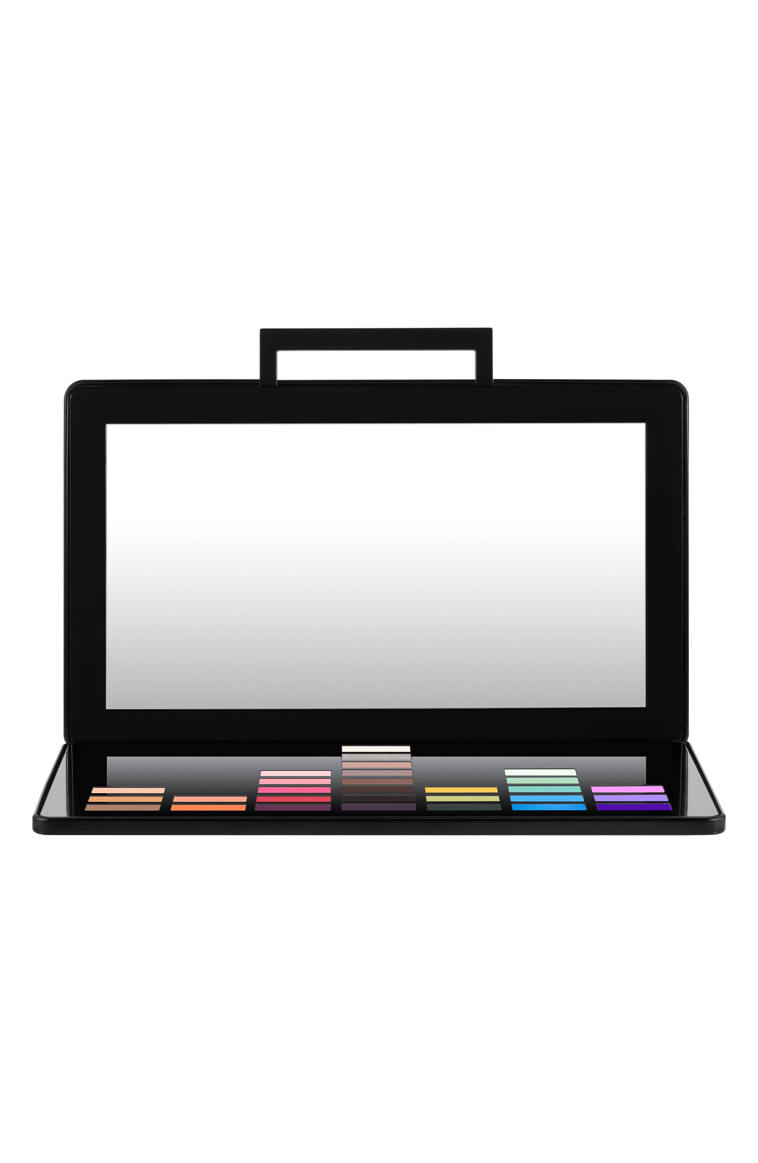 MAC Jeremy Scott Eyeshadow Palette,                             Alternate thumbnail 3, color,                             Lo-Fi