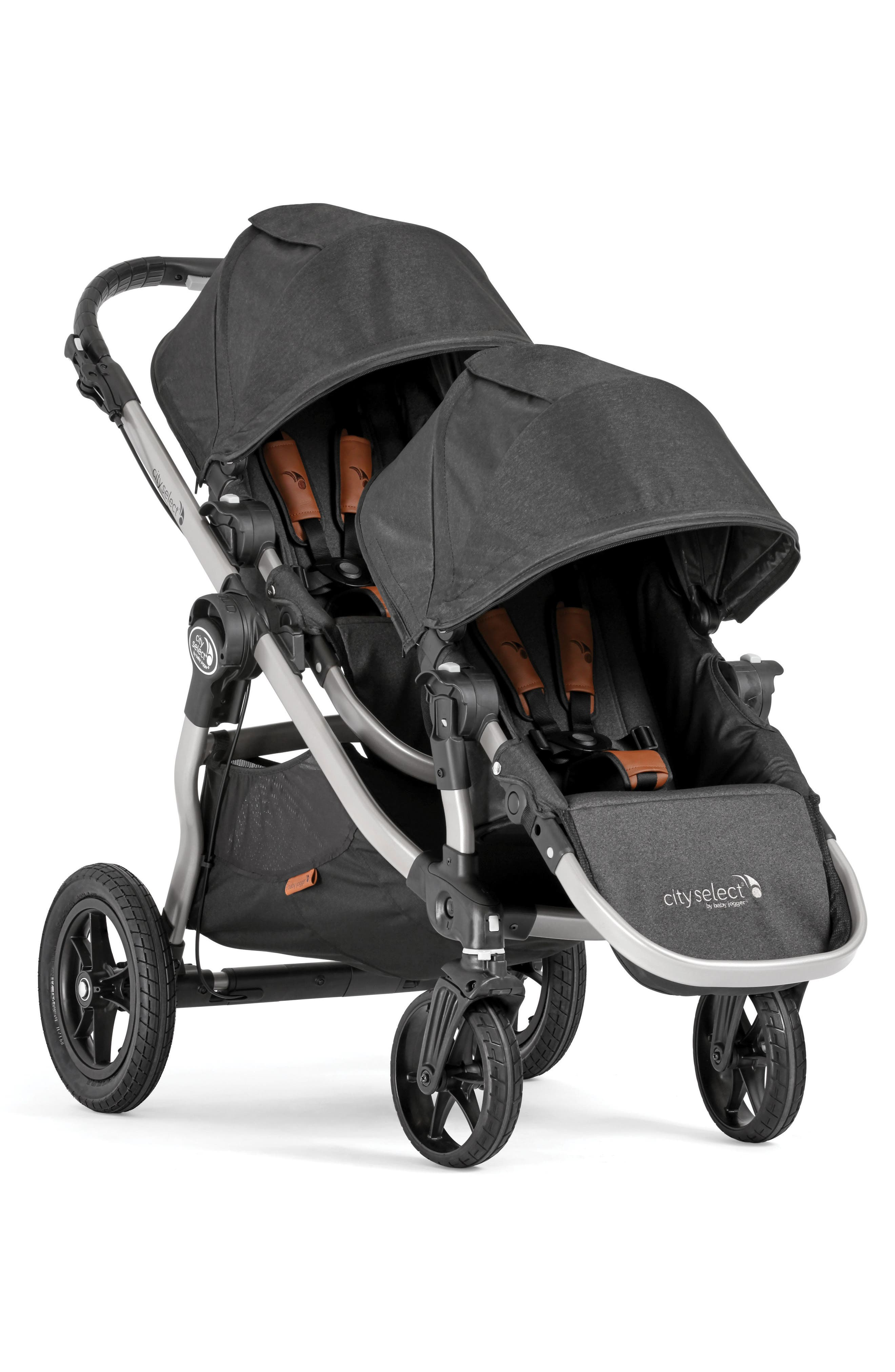 City Select<sup>®</sup> 2018 Special Edition 10-Year Anniversary Stroller,                             Alternate thumbnail 7, color,                             Grey