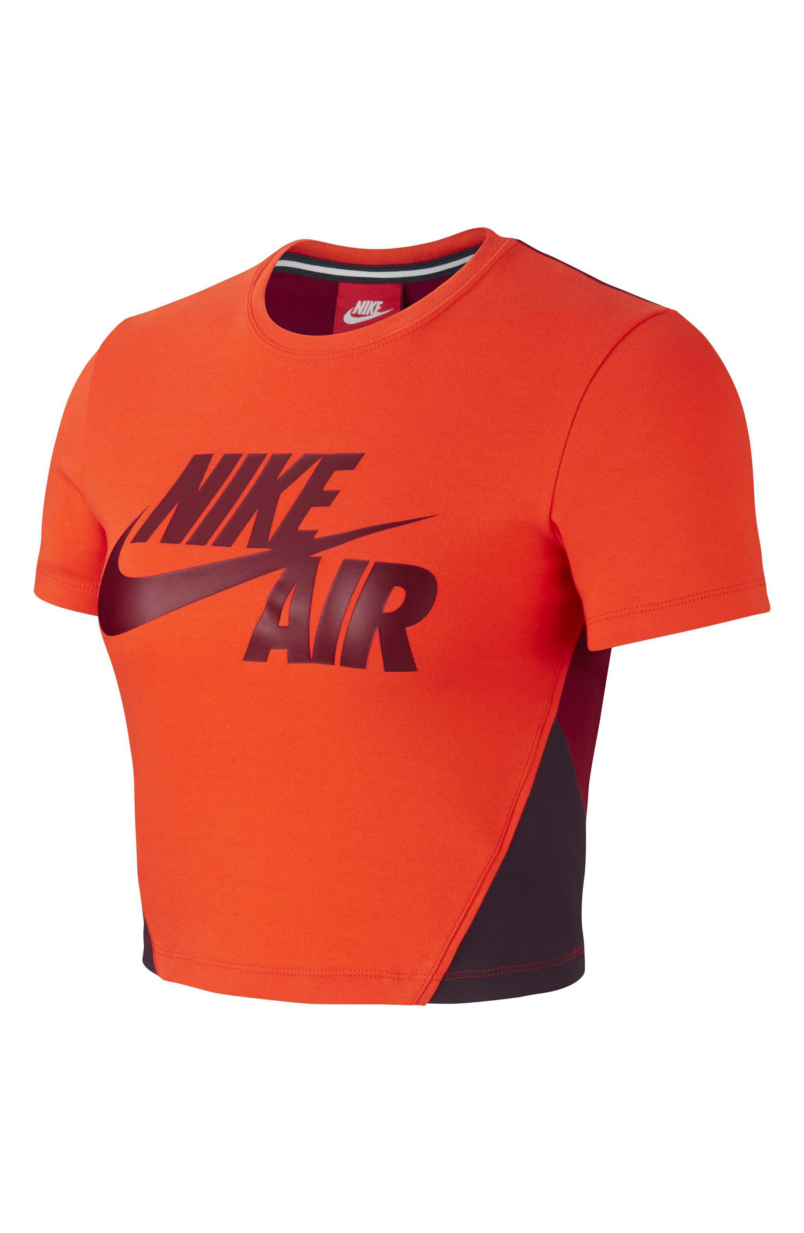 Nike Sportswear Stretch Jersey Crop Top