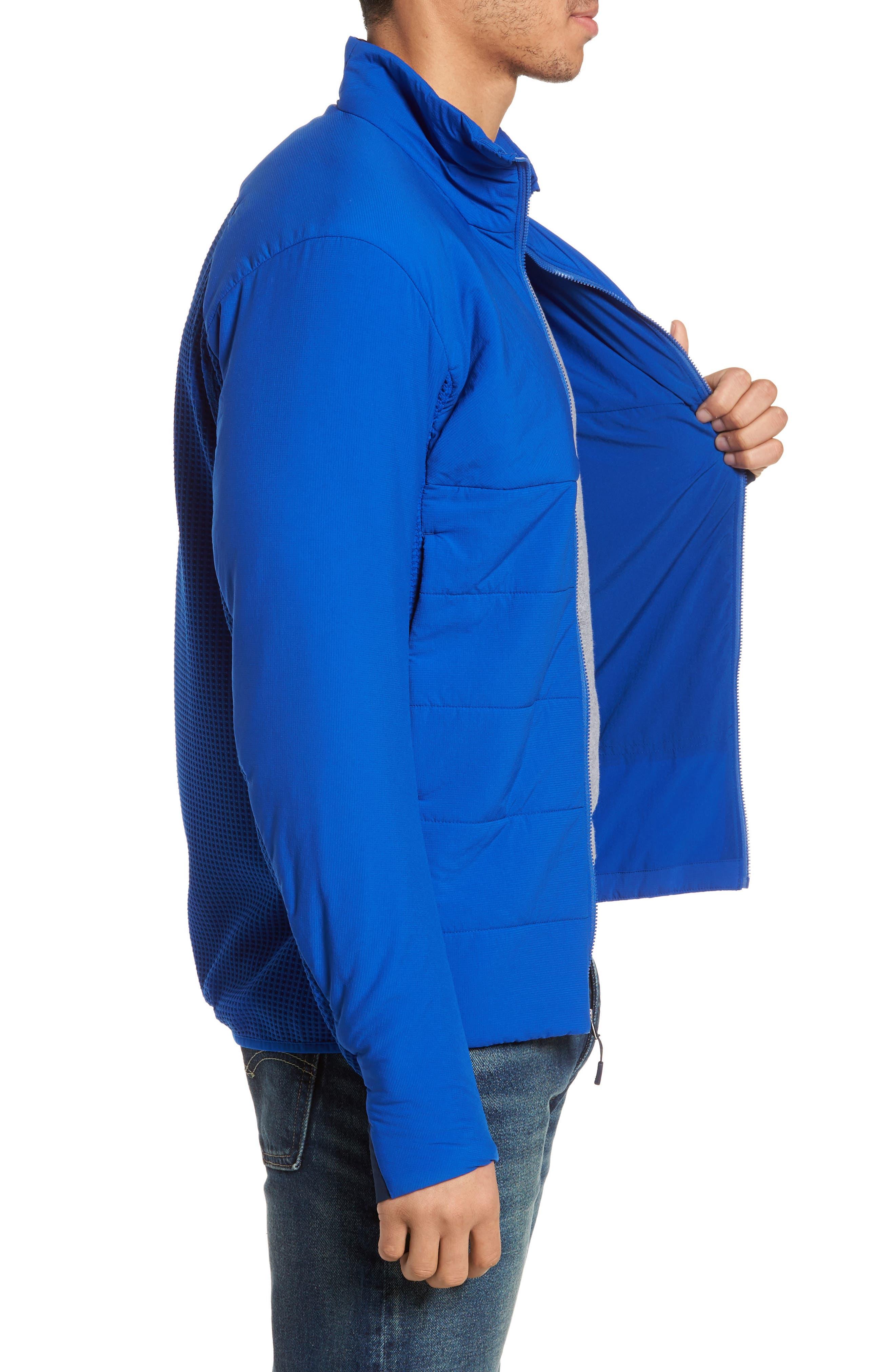 Nano-Air<sup>®</sup> Light Hybrid Jacket,                             Alternate thumbnail 3, color,                             Vikings Blue