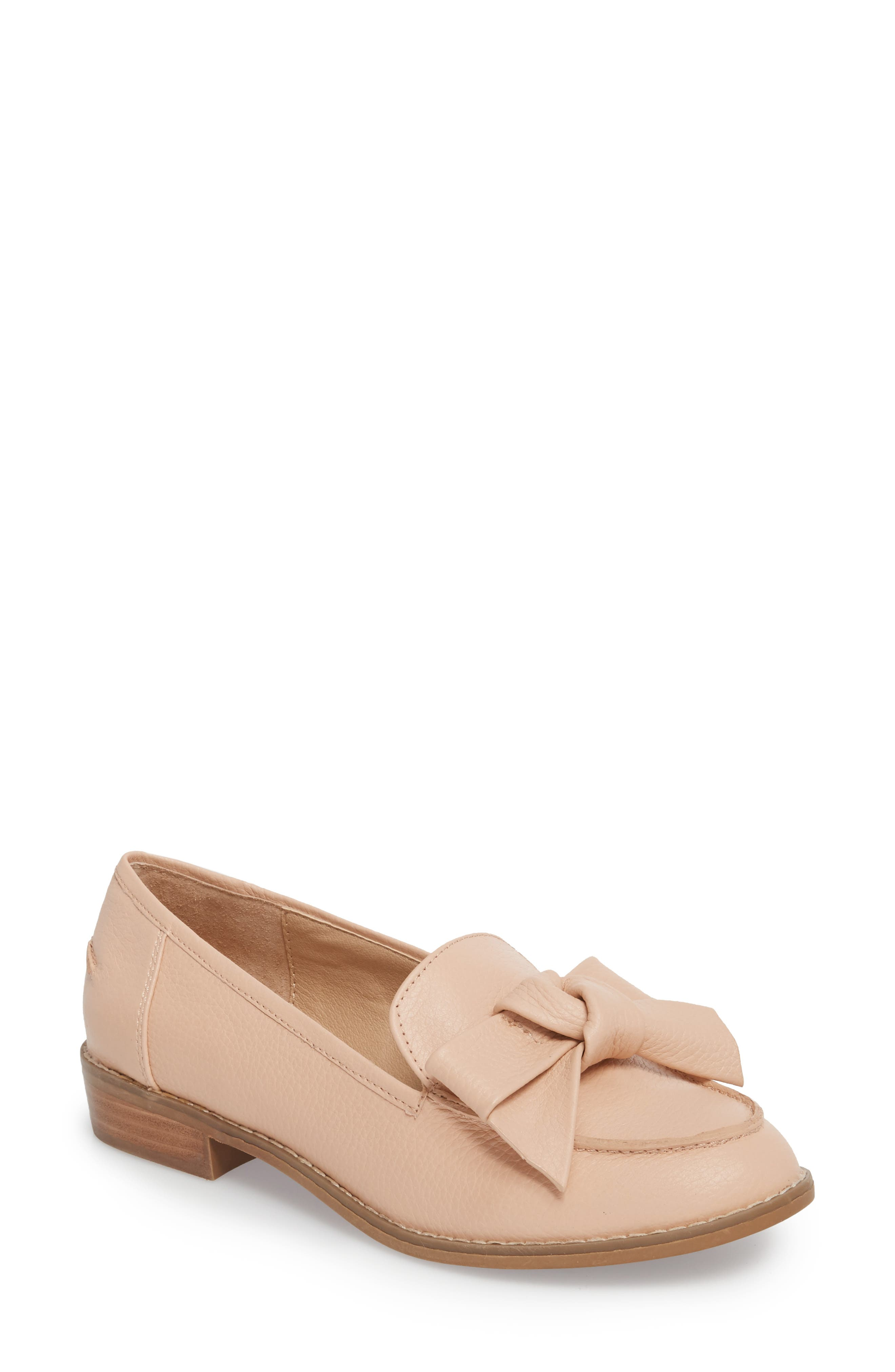 Beaux Loafer,                         Main,                         color, Blush