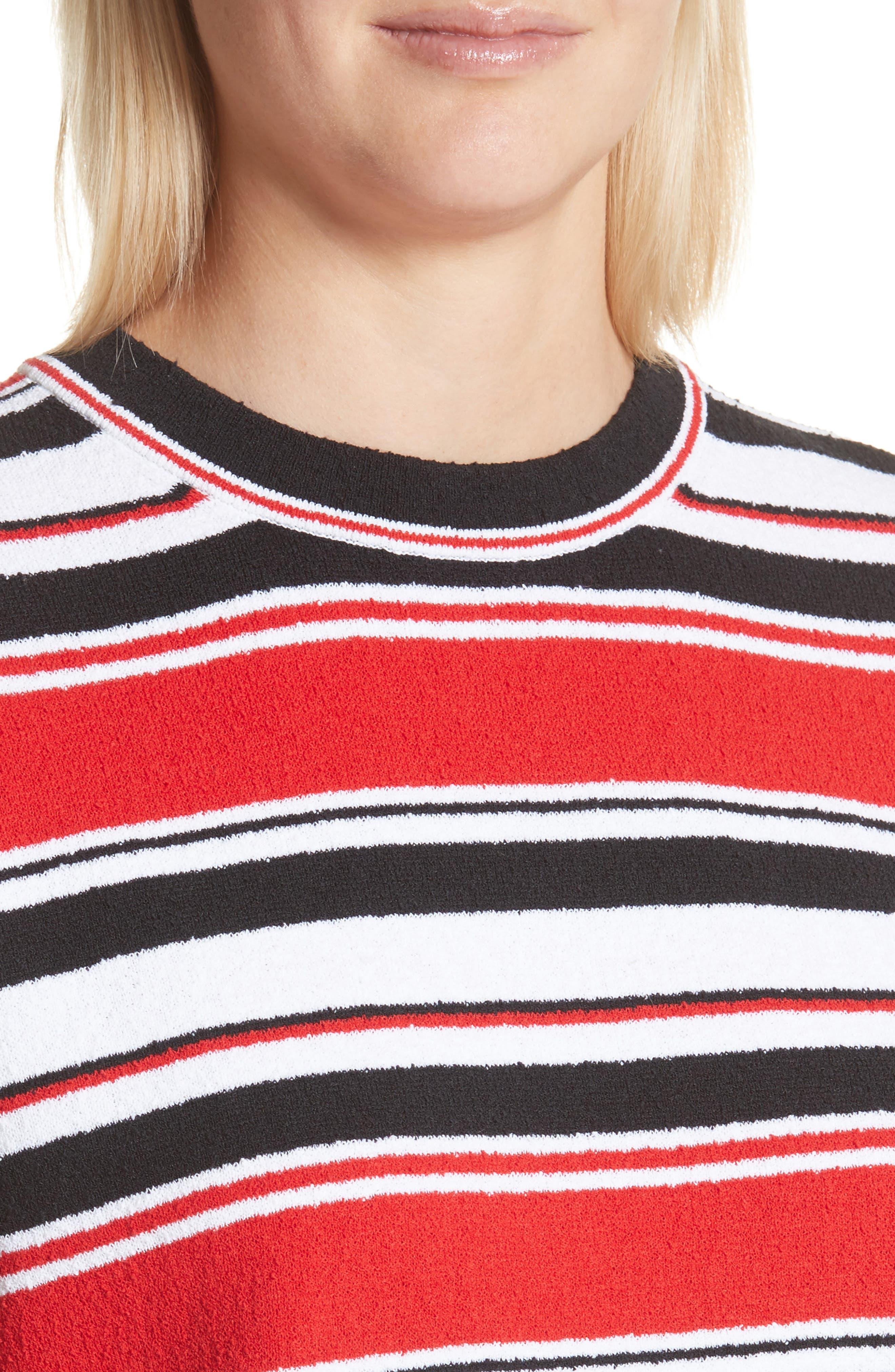 Alternate Image 4  - MARC JACOBS Stripe Tee