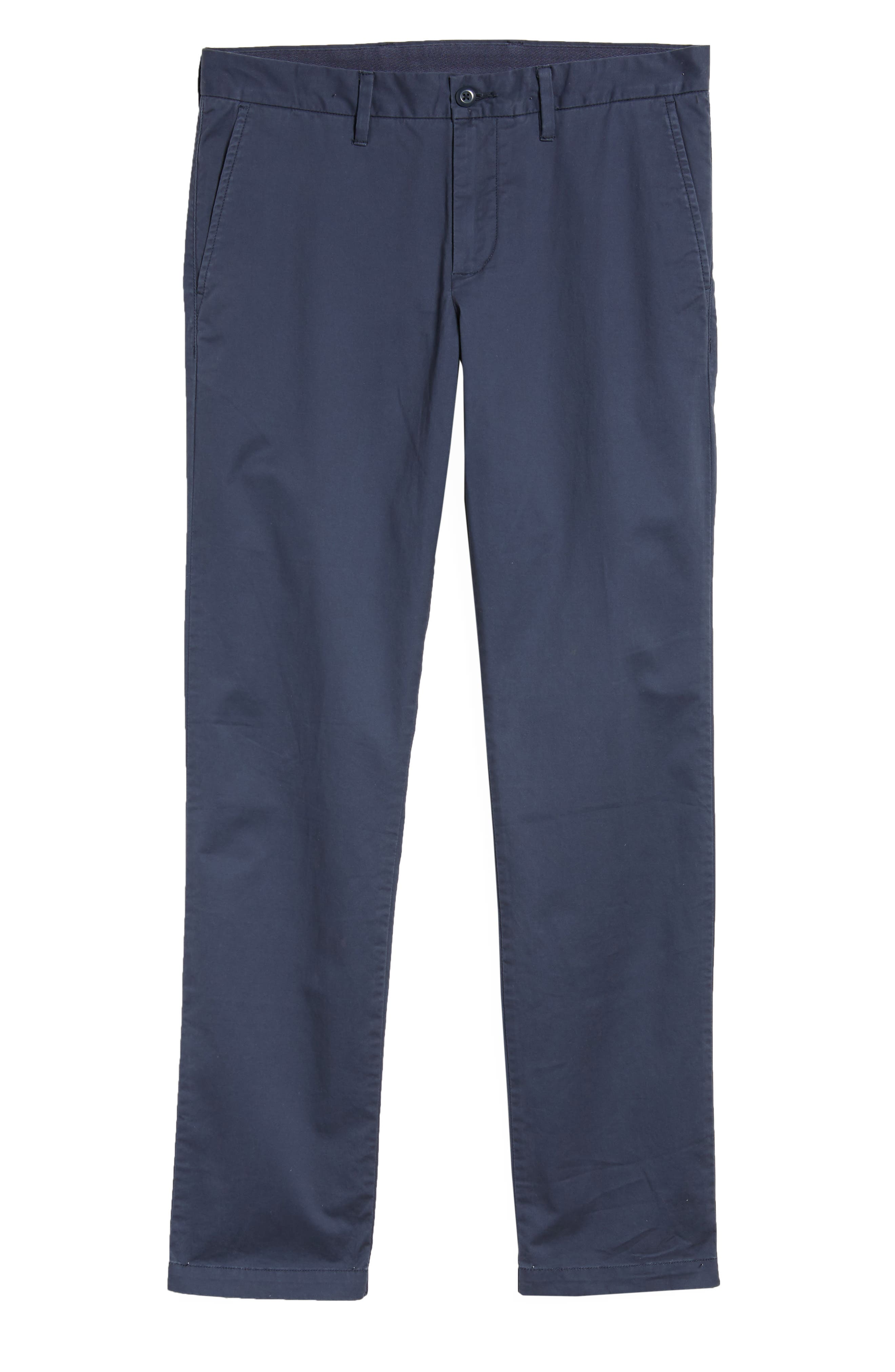 Alternate Image 6  - 1901 Ballard Slim Fit Stretch Chino Pants