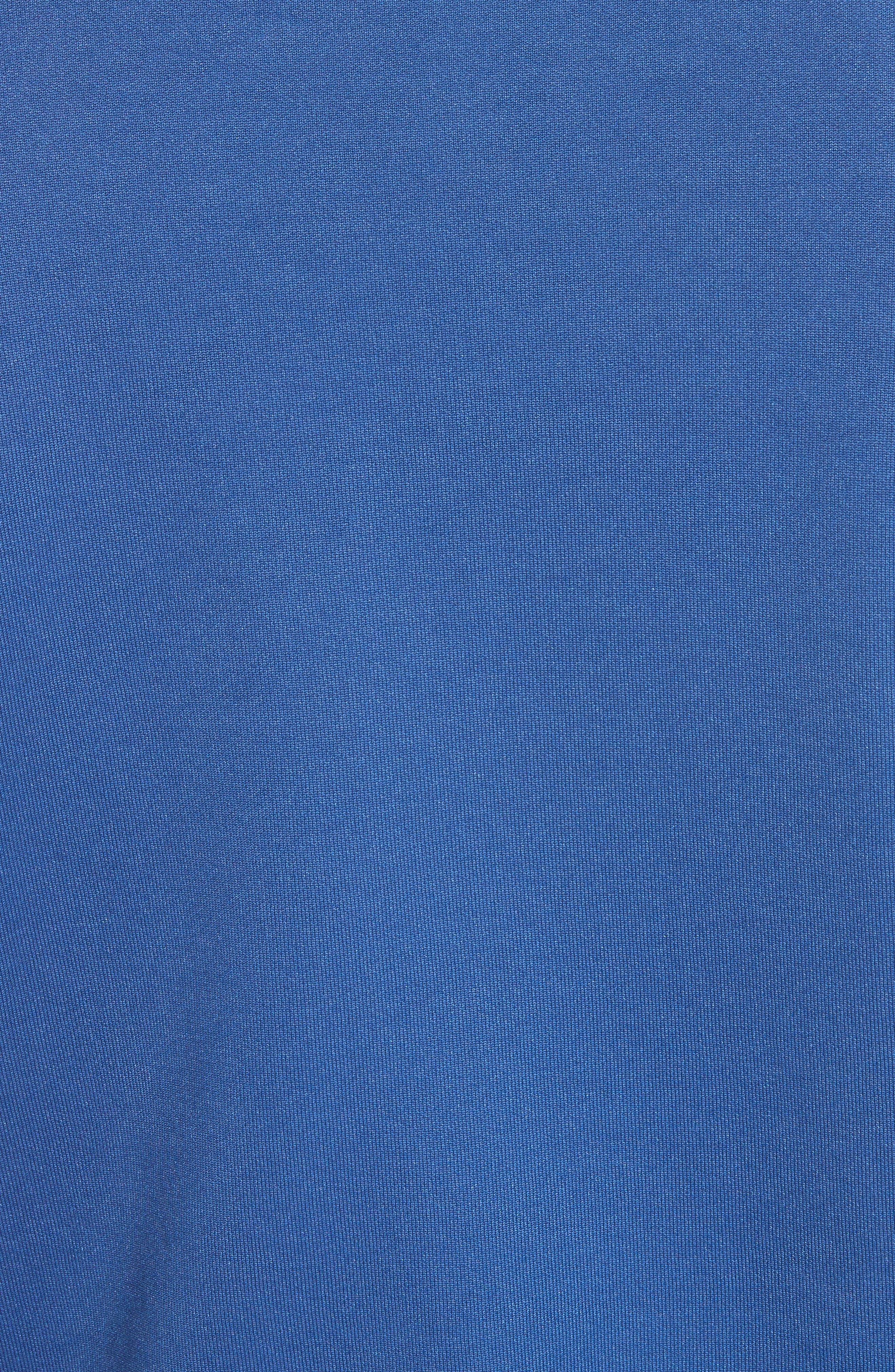 Helmsdale Track Jacket,                             Alternate thumbnail 5, color,                             Deep Electric Blue