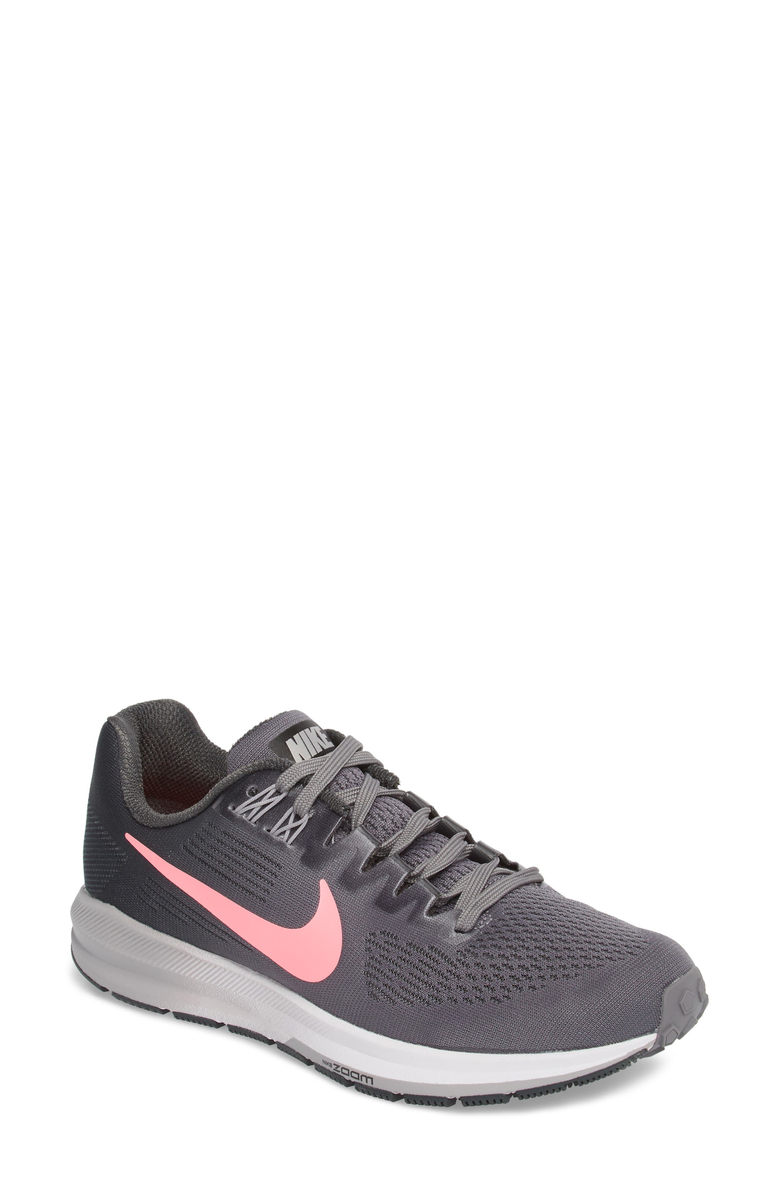 Alternate Image 1 Selected - Nike Air Zoom Structure 21 Running Shoe (Women)