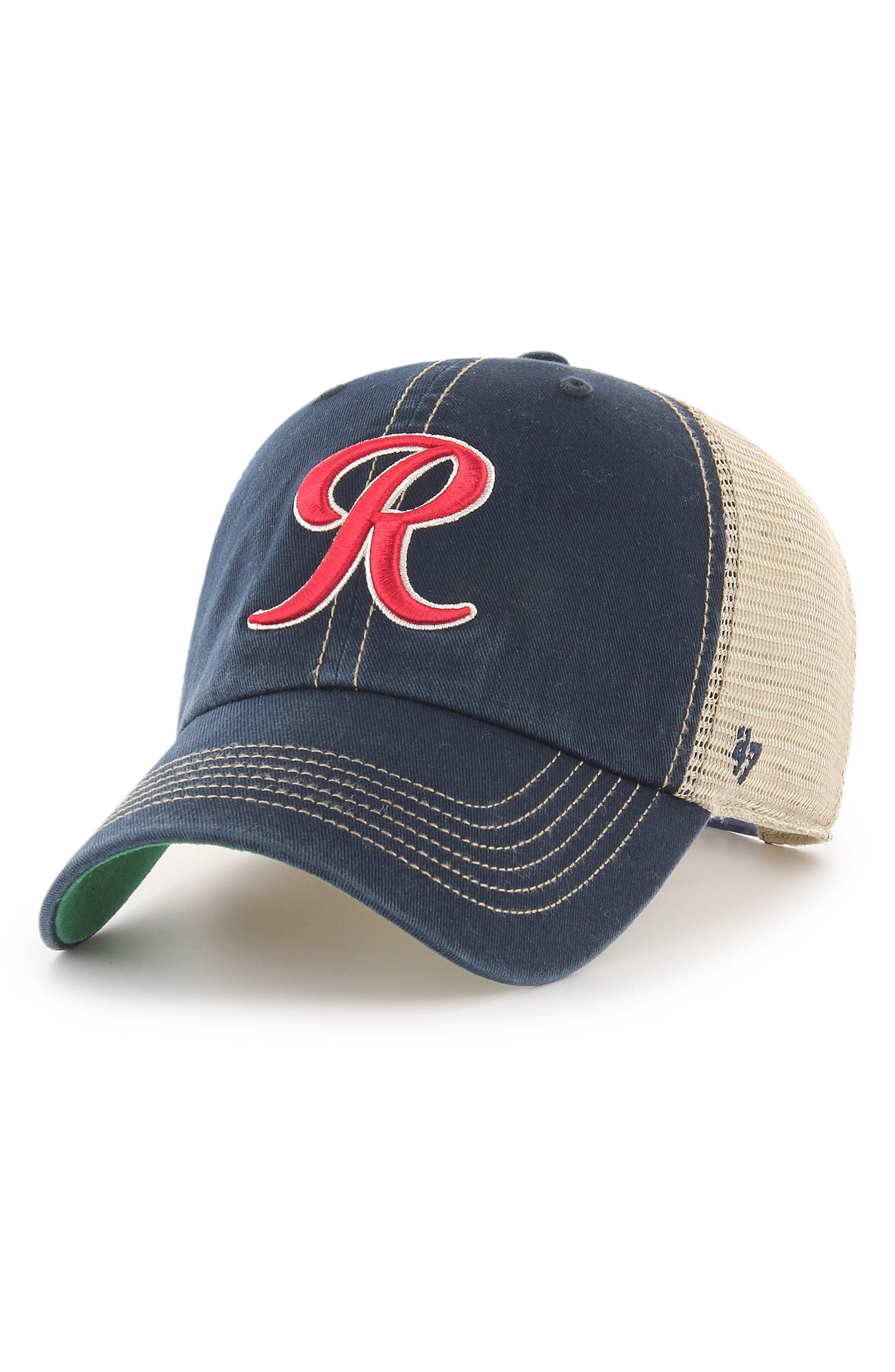 '47 Trawler Clean Up Tacoma Rainiers Baseball Cap