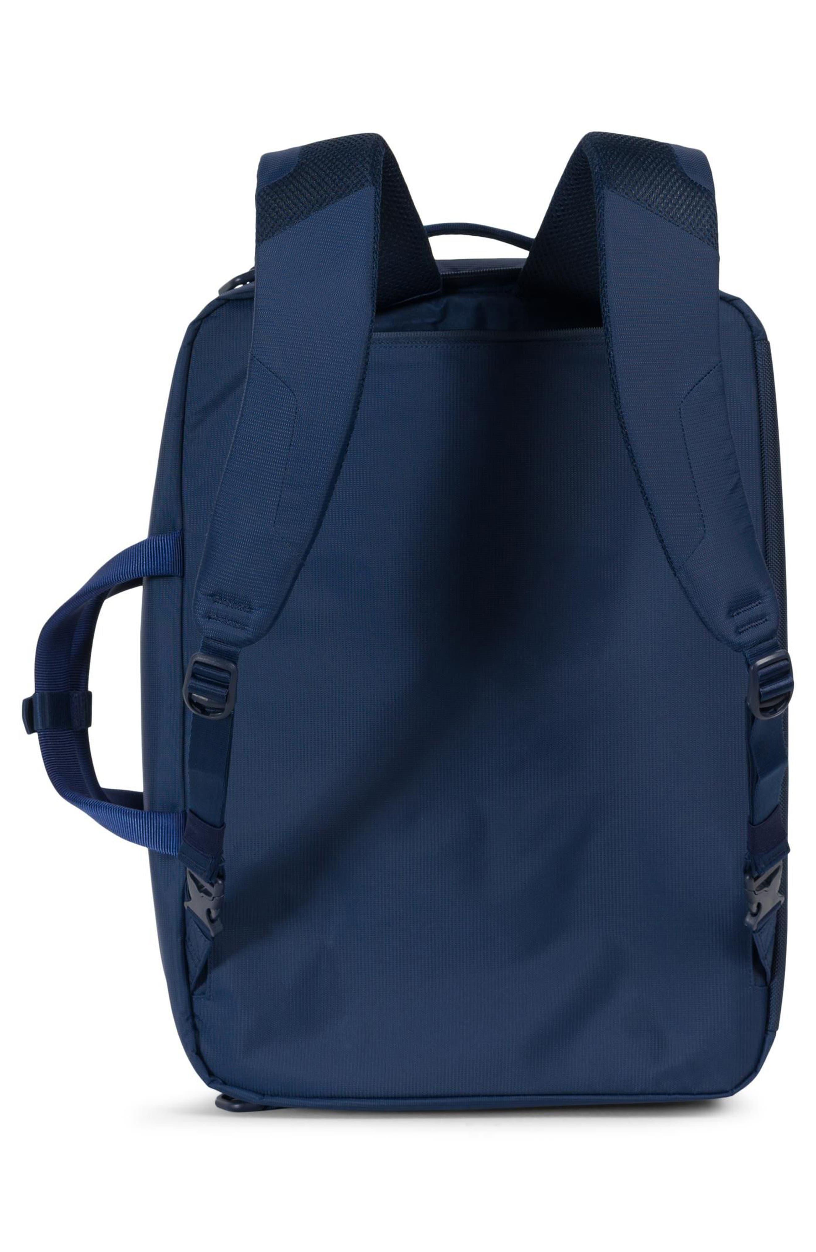 Britannia XL Convertible Messenger Bag,                             Alternate thumbnail 3, color,                             Blue