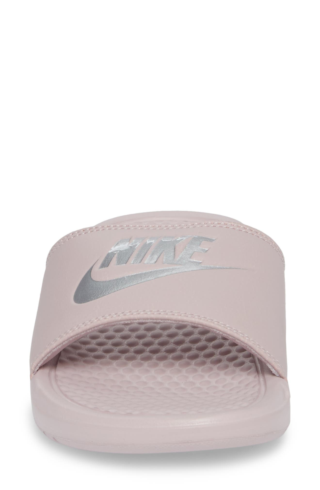 Alternate Image 4  - Nike Benassi JDI Slide Sandal (Women)