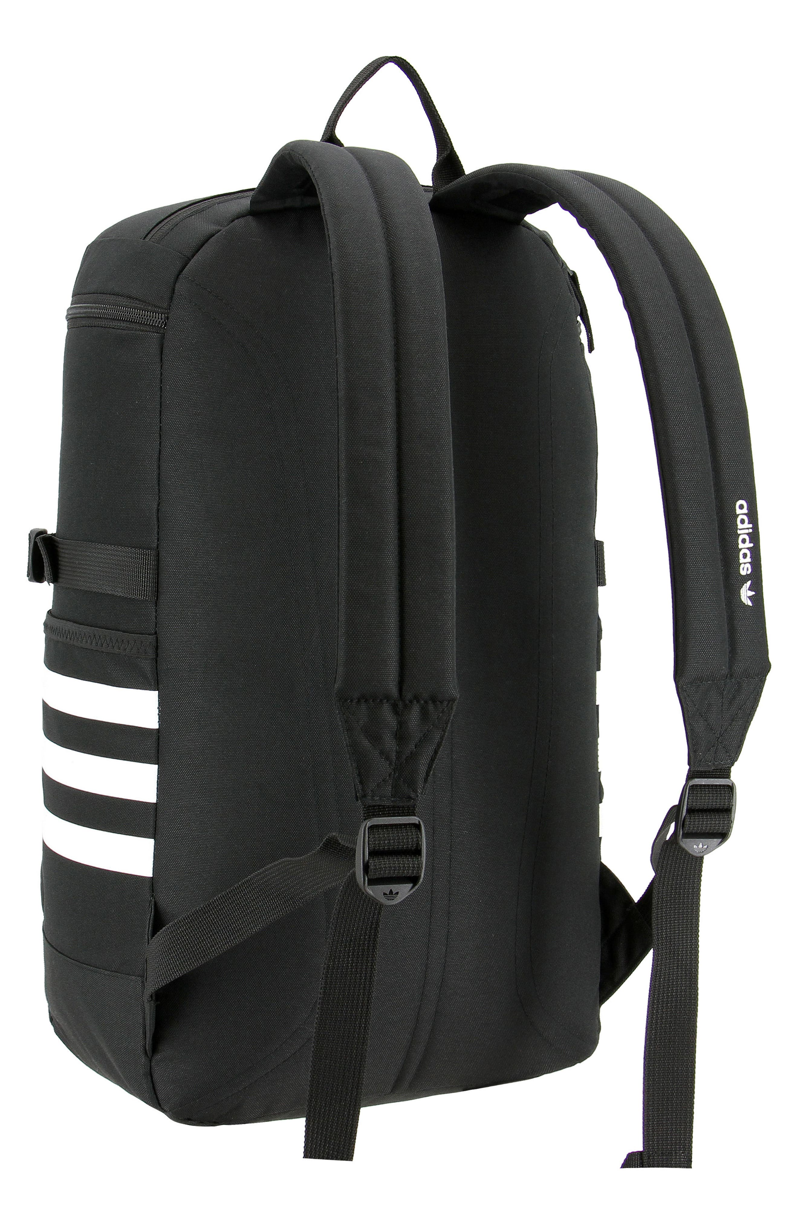 Backpack,                             Alternate thumbnail 3, color,                             Black