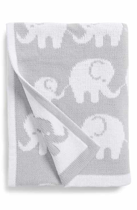 Baby shower gifts nordstrom nordstrom baby chenille blanket negle Gallery