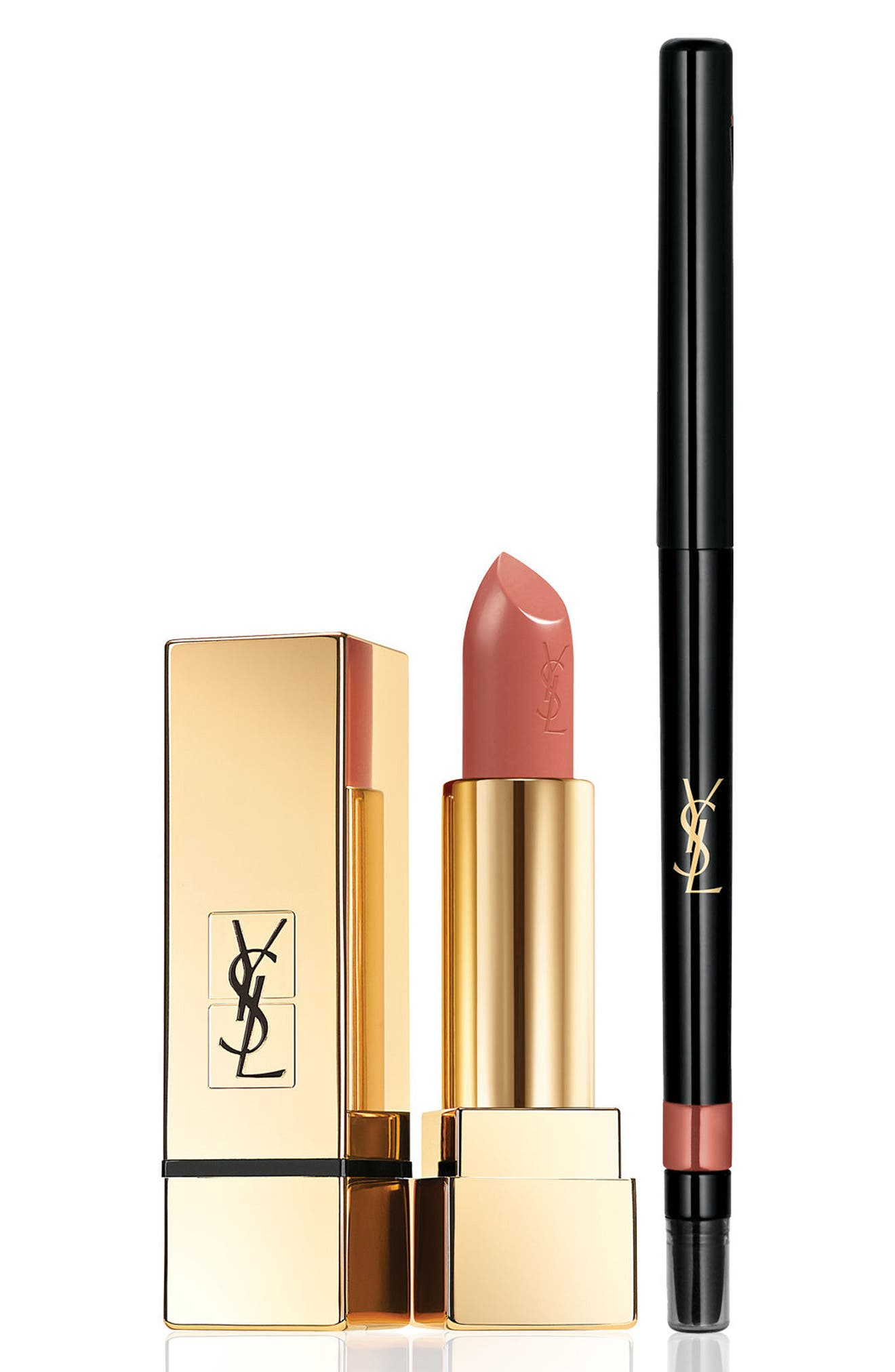 Yves Saint Laurent Nude Lip Kit ($67 Value)