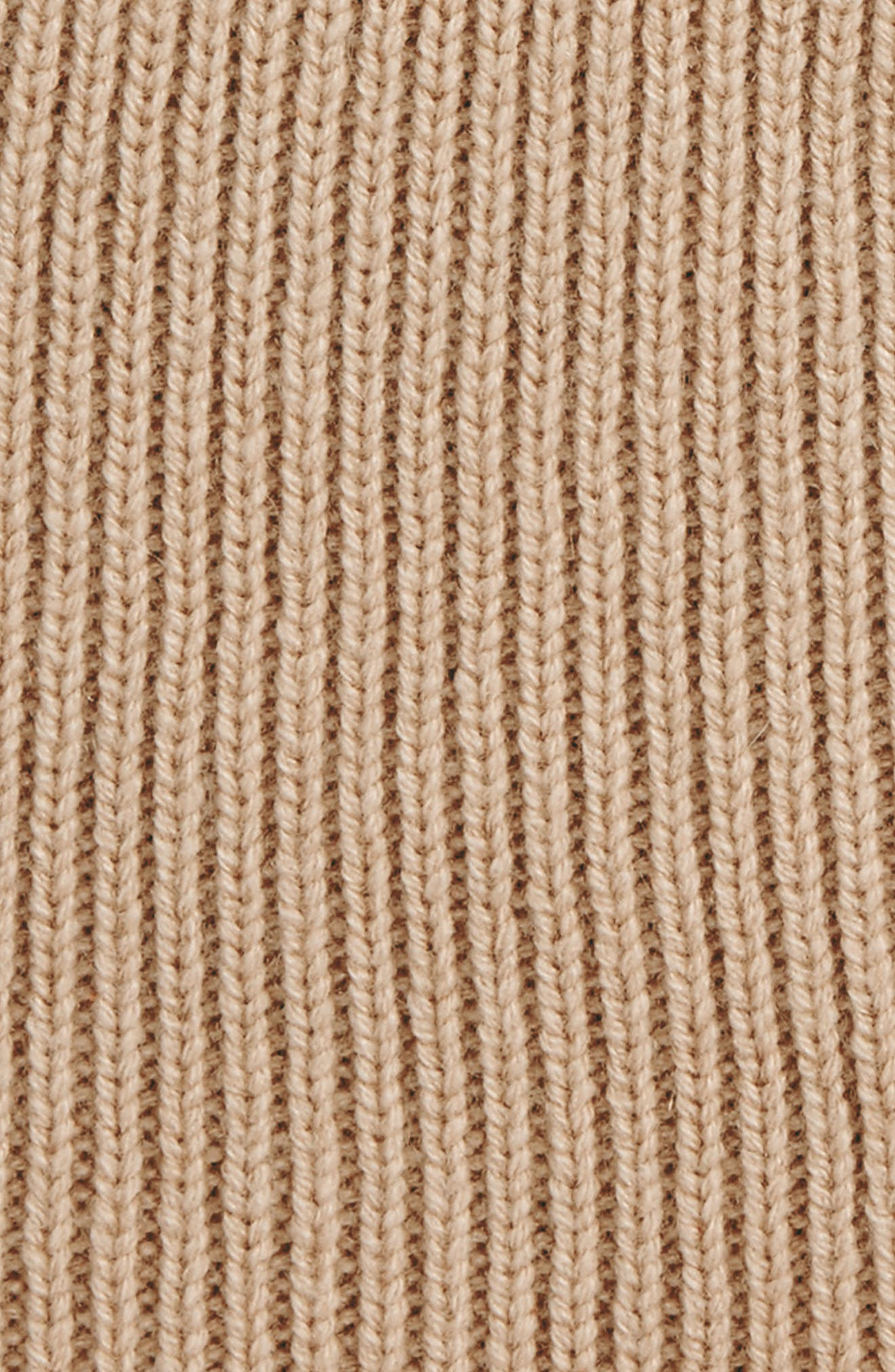 Ace Cashmere Beanie,                             Alternate thumbnail 2, color,                             Camel