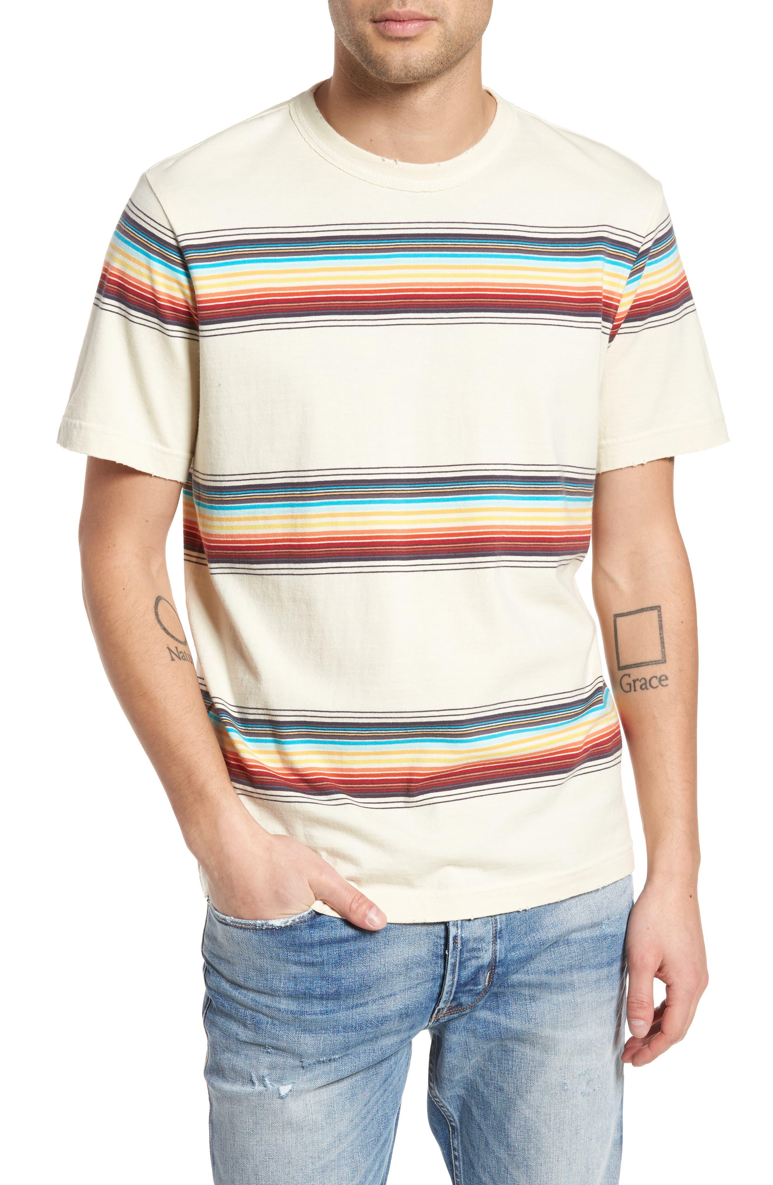 The Rail Vintage Stripe T-Shirt