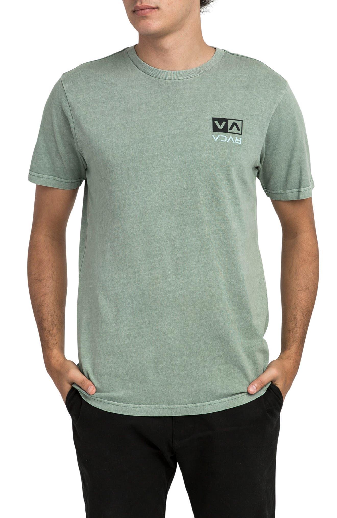 Flip Box Graphic T-Shirt,                             Main thumbnail 1, color,                             Fatigue