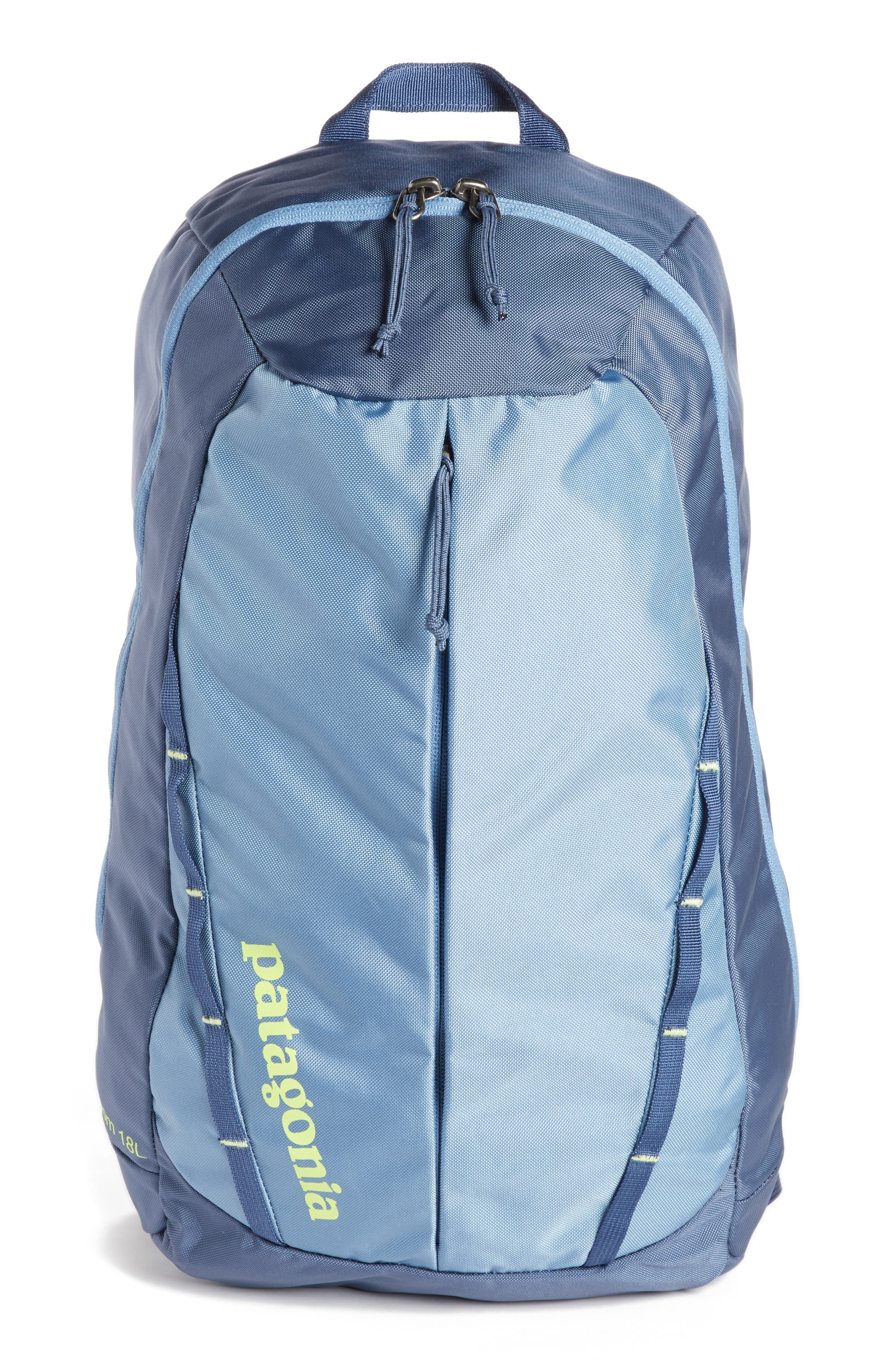 18L Atom Backpack,                         Main,                         color, Dolomite Blue