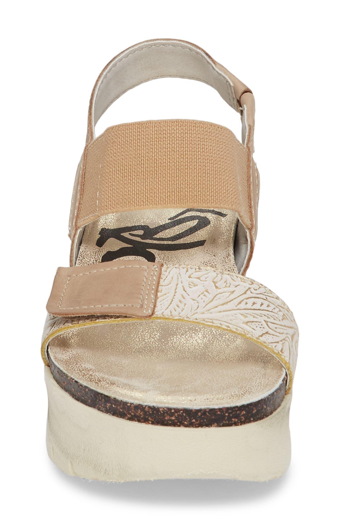 Alternate Image 4  - OTBT Nova Platform Sandal (Women)
