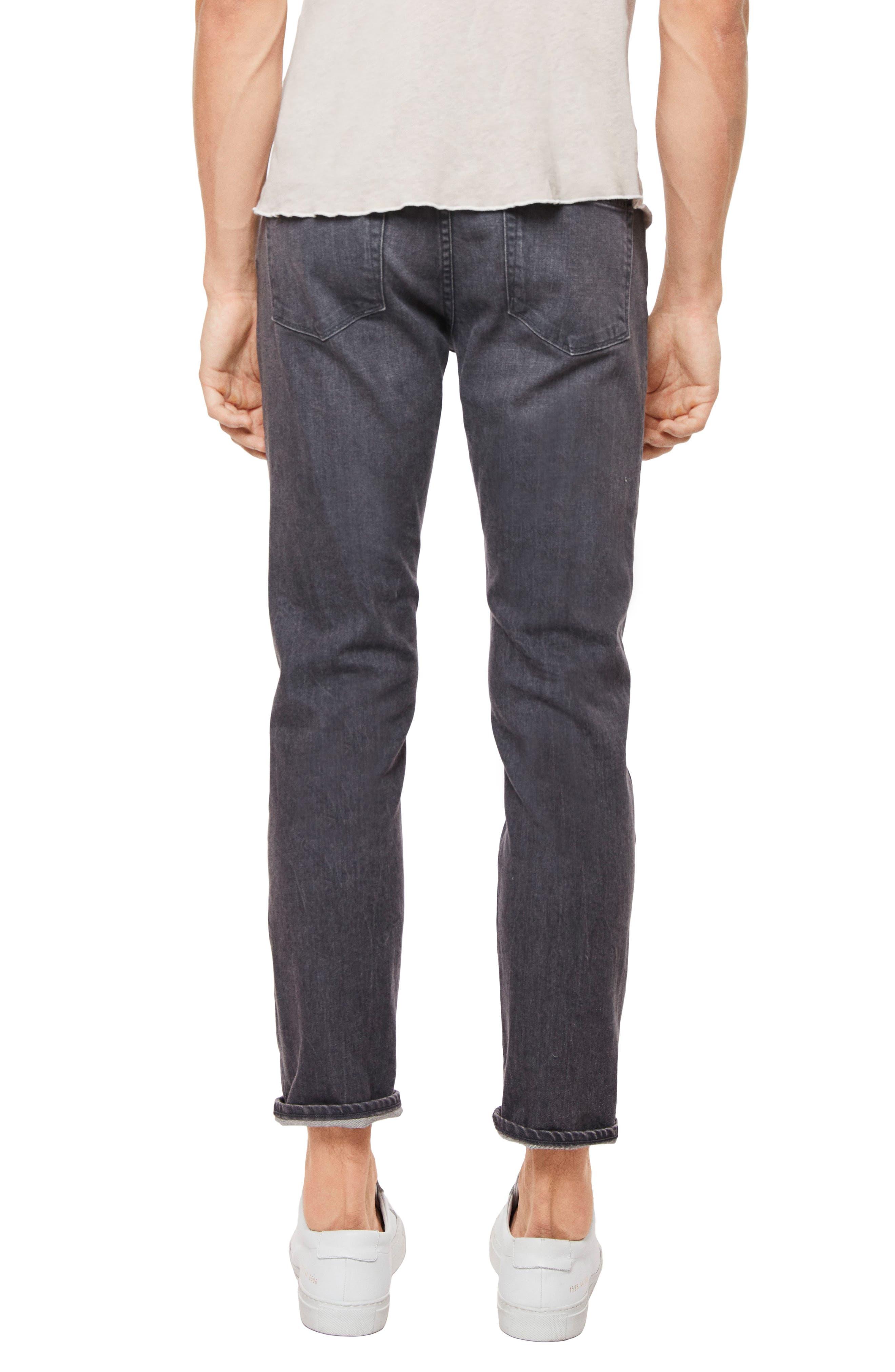 Eli Slim Fit Jeans,                             Alternate thumbnail 2, color,                             Topography