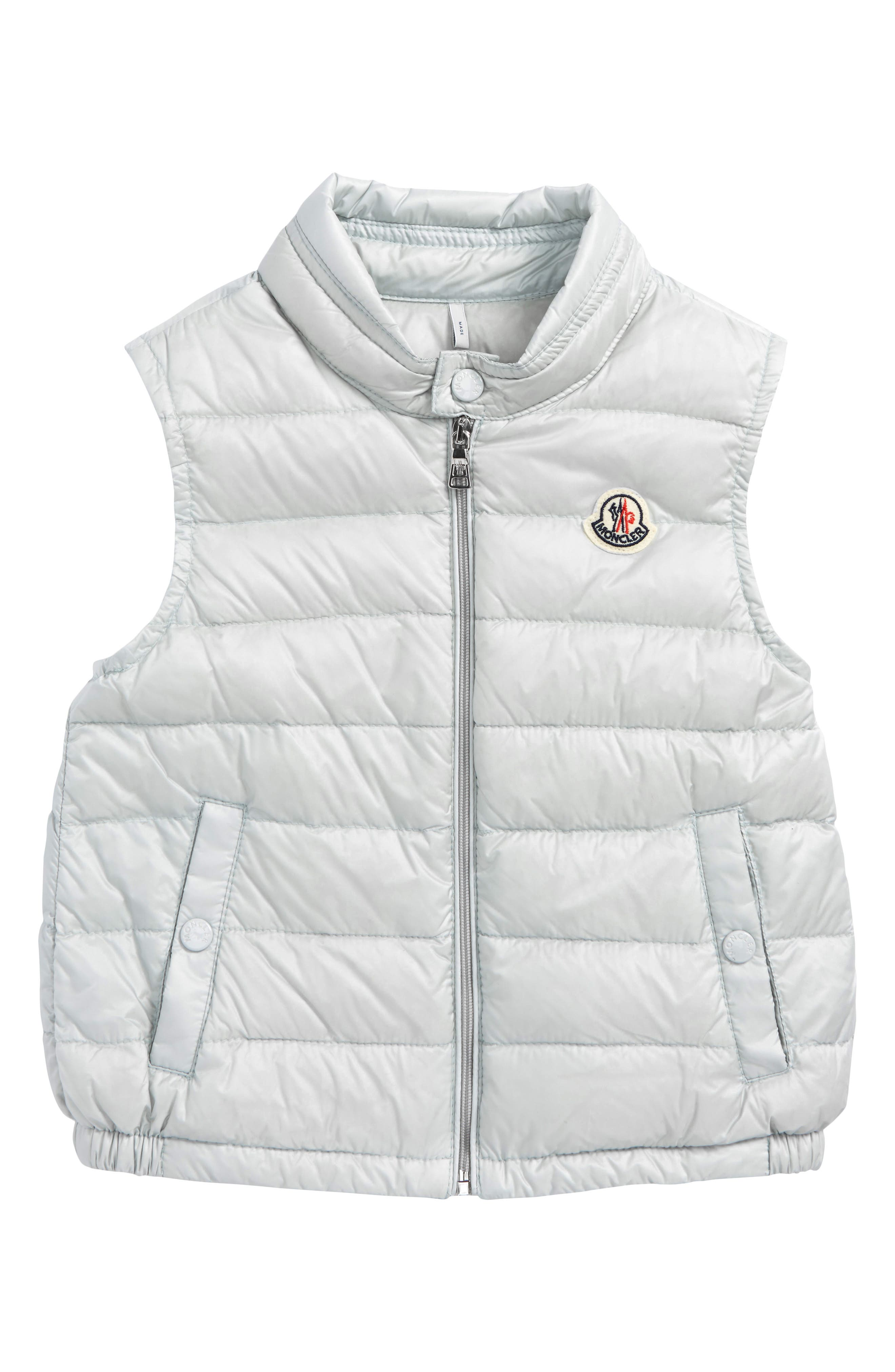 Moncler Amaury Quilted Down Vest (Toddler Boys)