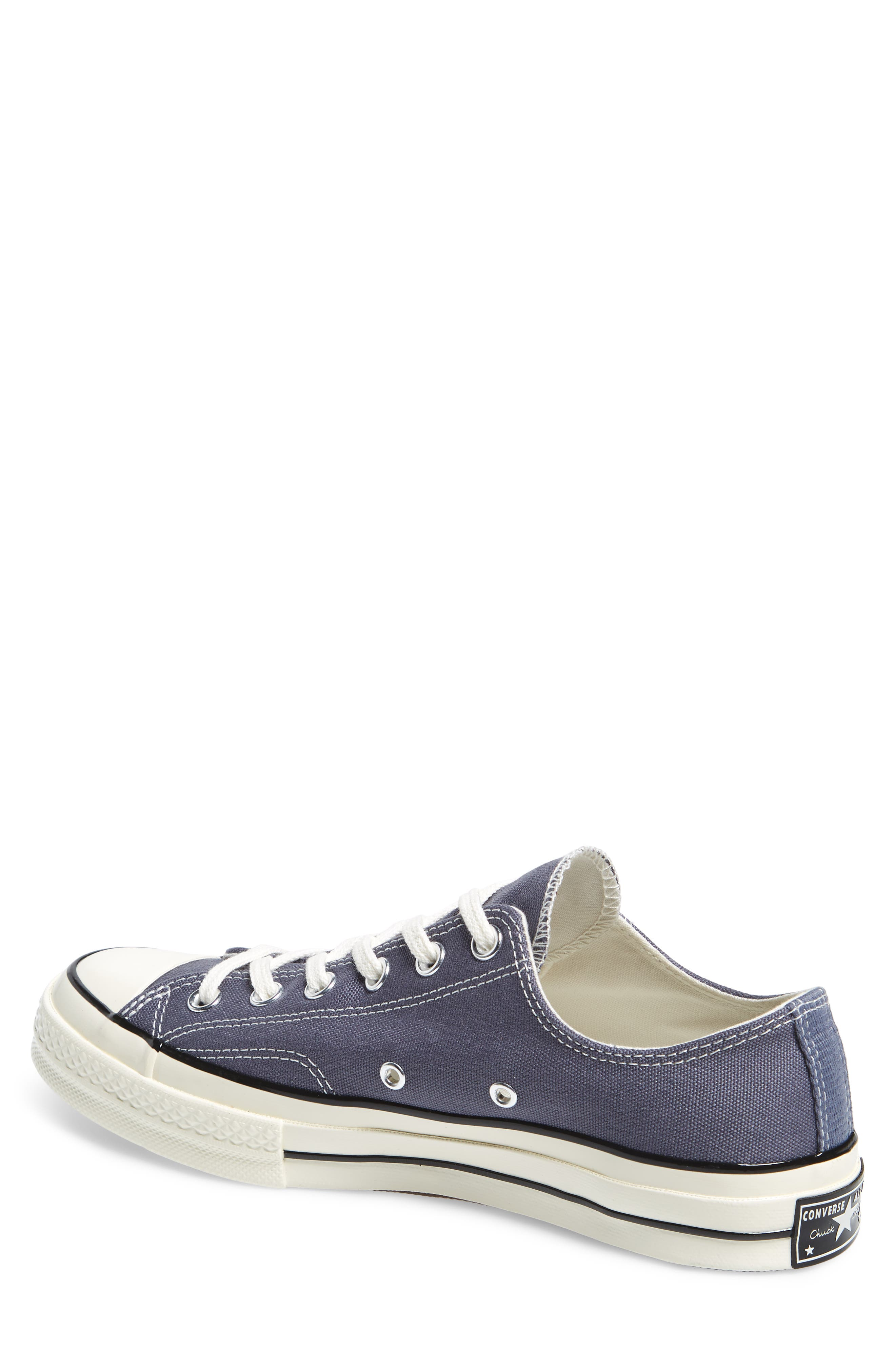 Chuck Taylor<sup>®</sup> All Star<sup>®</sup> 70 Heritage Sneaker,                             Alternate thumbnail 2, color,                             Light Carbon Canvas