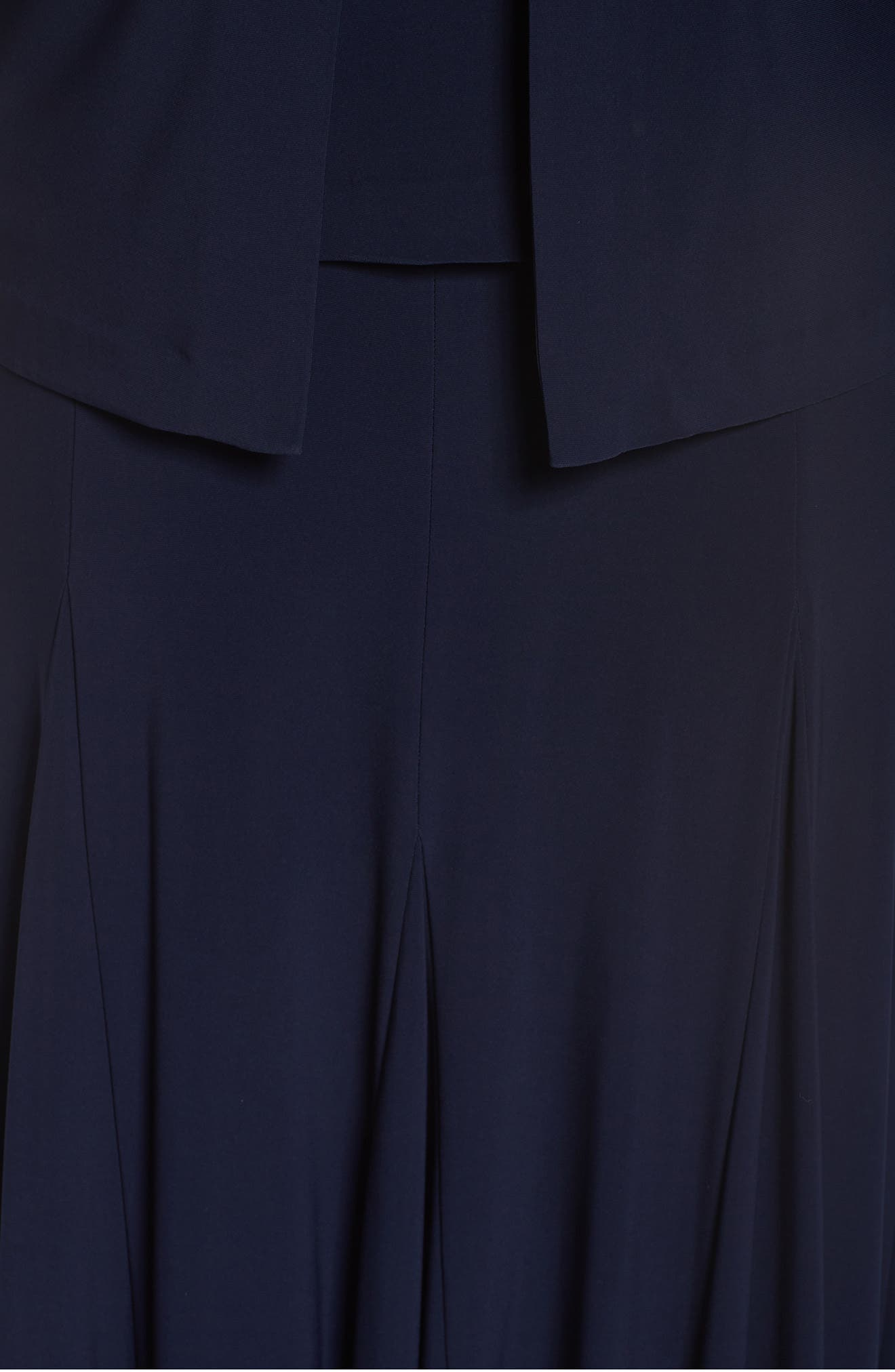 Alternate Image 5  - Alex Evenings Beaded Dress & Jacket (Plus Size)