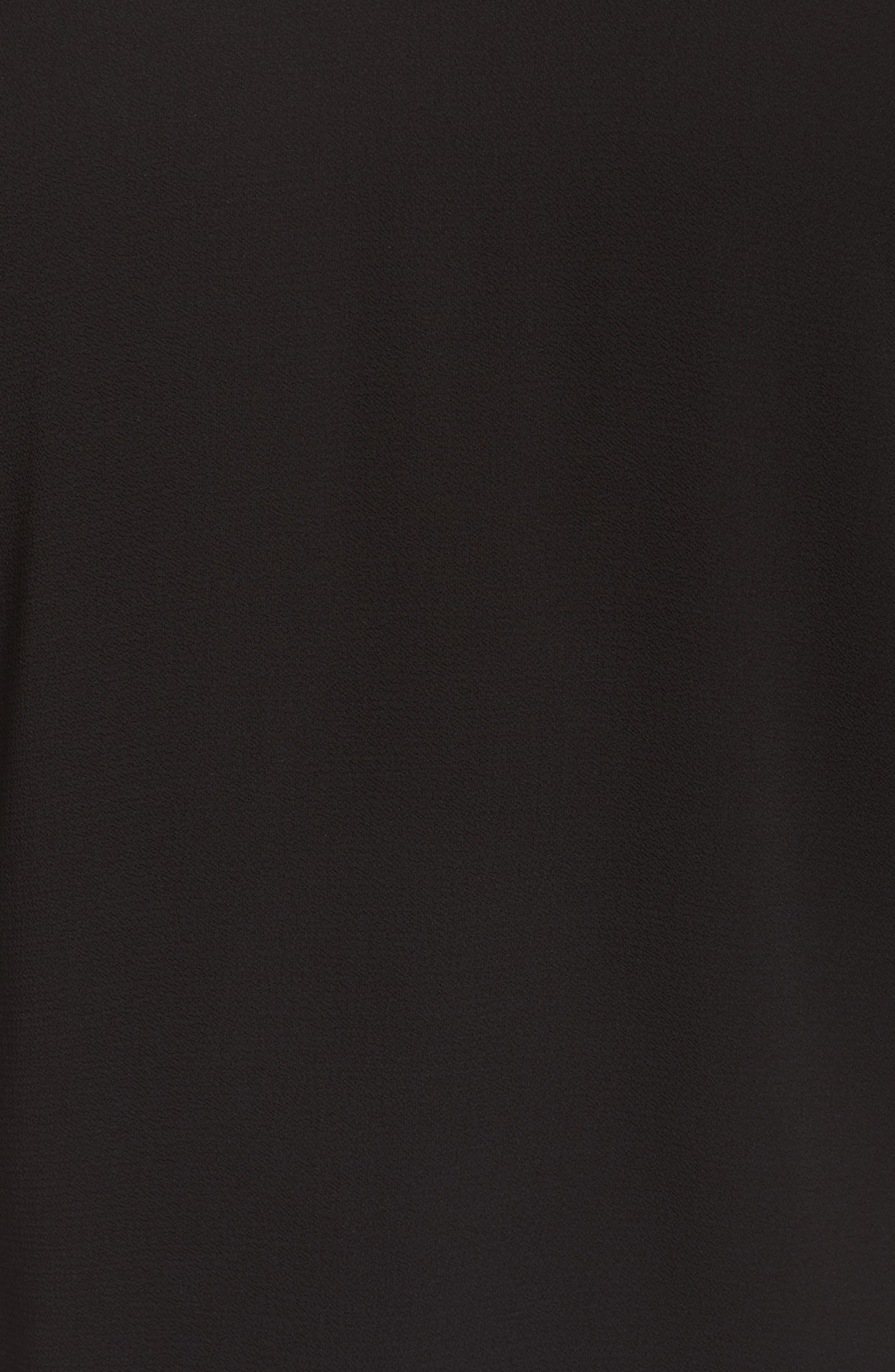 Alternate Image 5  - MICHAEL Michael Kors Chain Blouse (Plus Size)