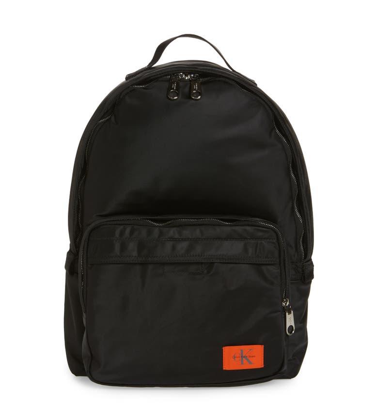 a90a2398d Calvin Klein Campus Backpack - Black | ModeSens