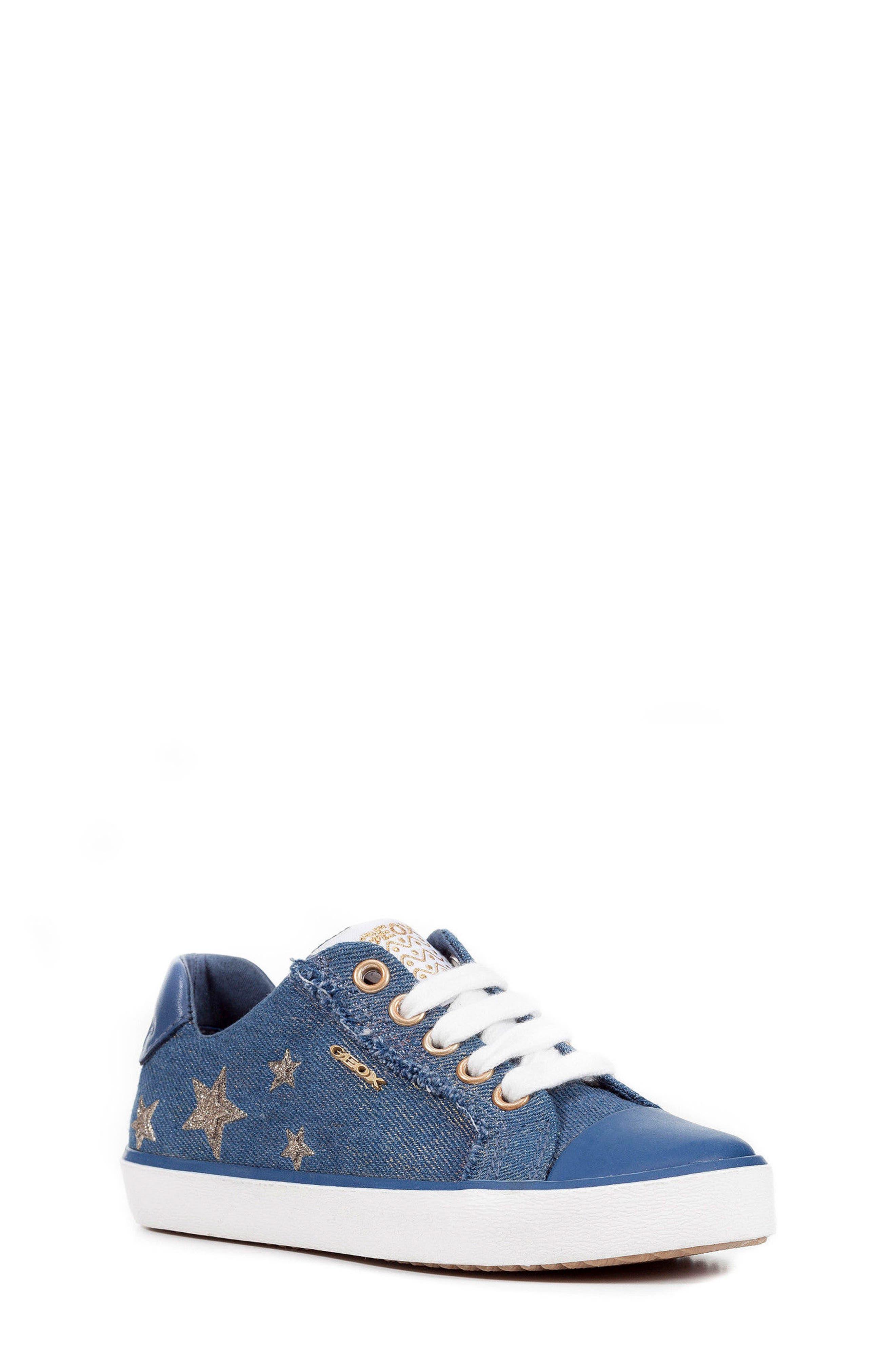 Kilwi Low Top Sneaker,                             Main thumbnail 1, color,                             Avio
