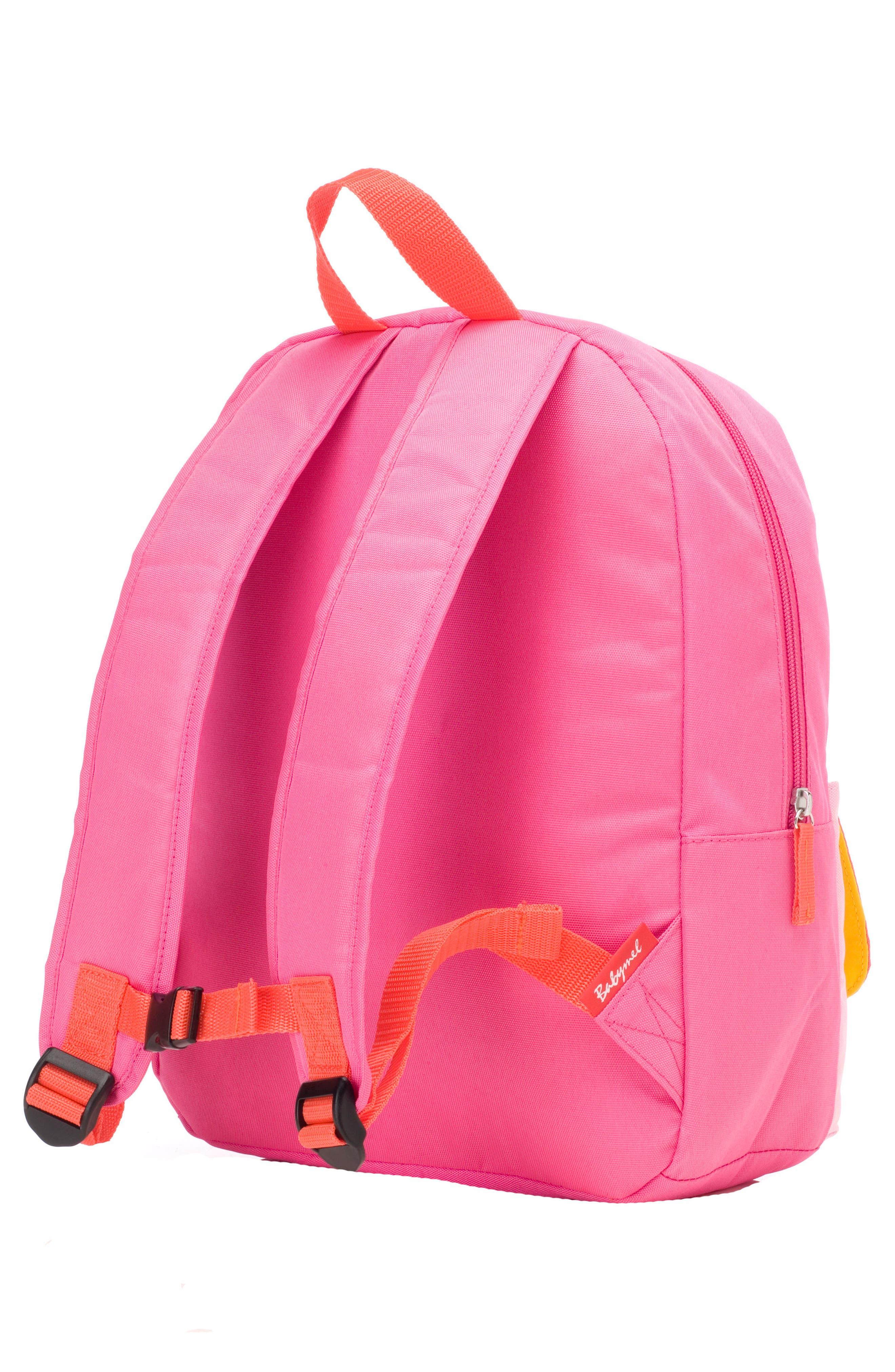 Alternate Image 6  - Babymel Zip & Zoe Colorblock Junior Backpack (Kids)
