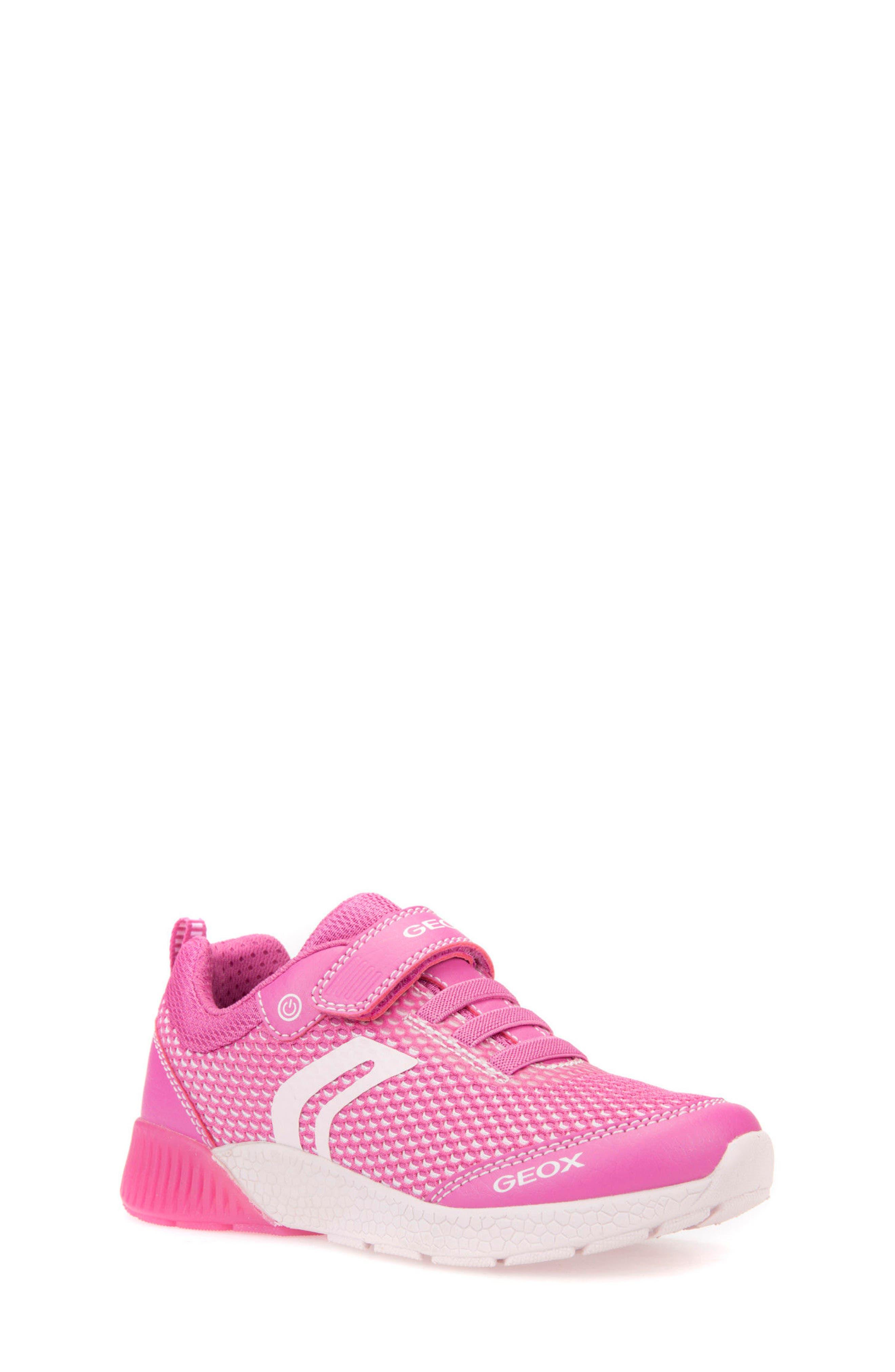 Sveth Light-Up Sneaker,                         Main,                         color, Fuchsia