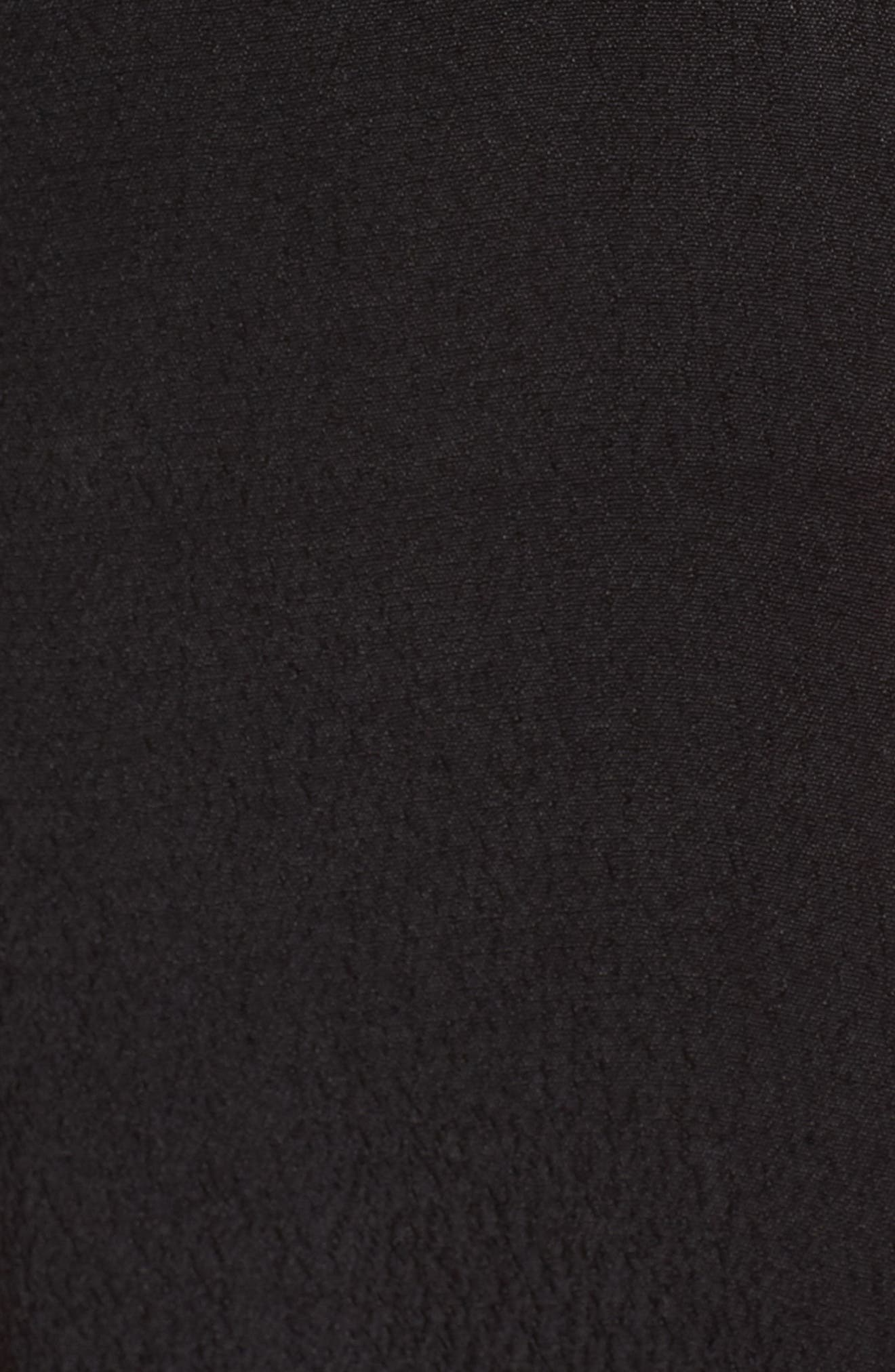 Dead Garden Romper,                             Alternate thumbnail 5, color,                             Black Multi