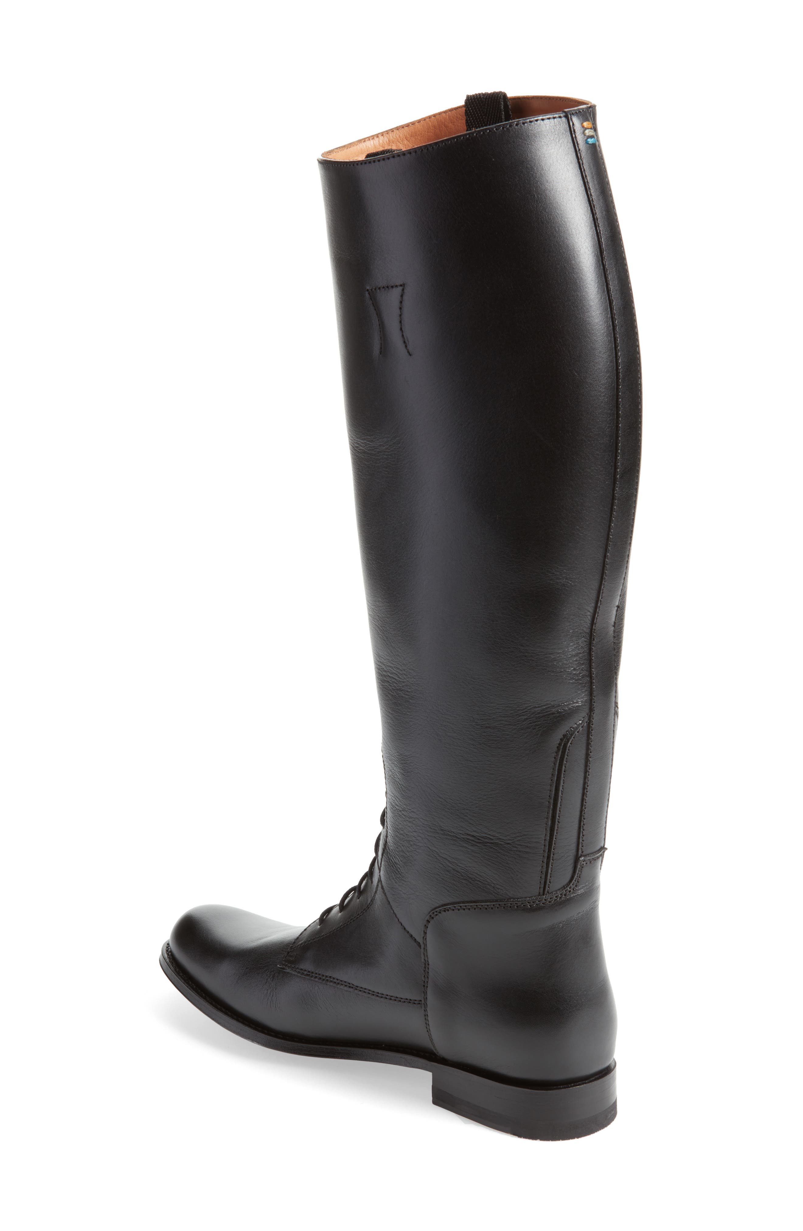 Two24 by Ariat Palencia Boot,                             Alternate thumbnail 2, color,                             Black Leather
