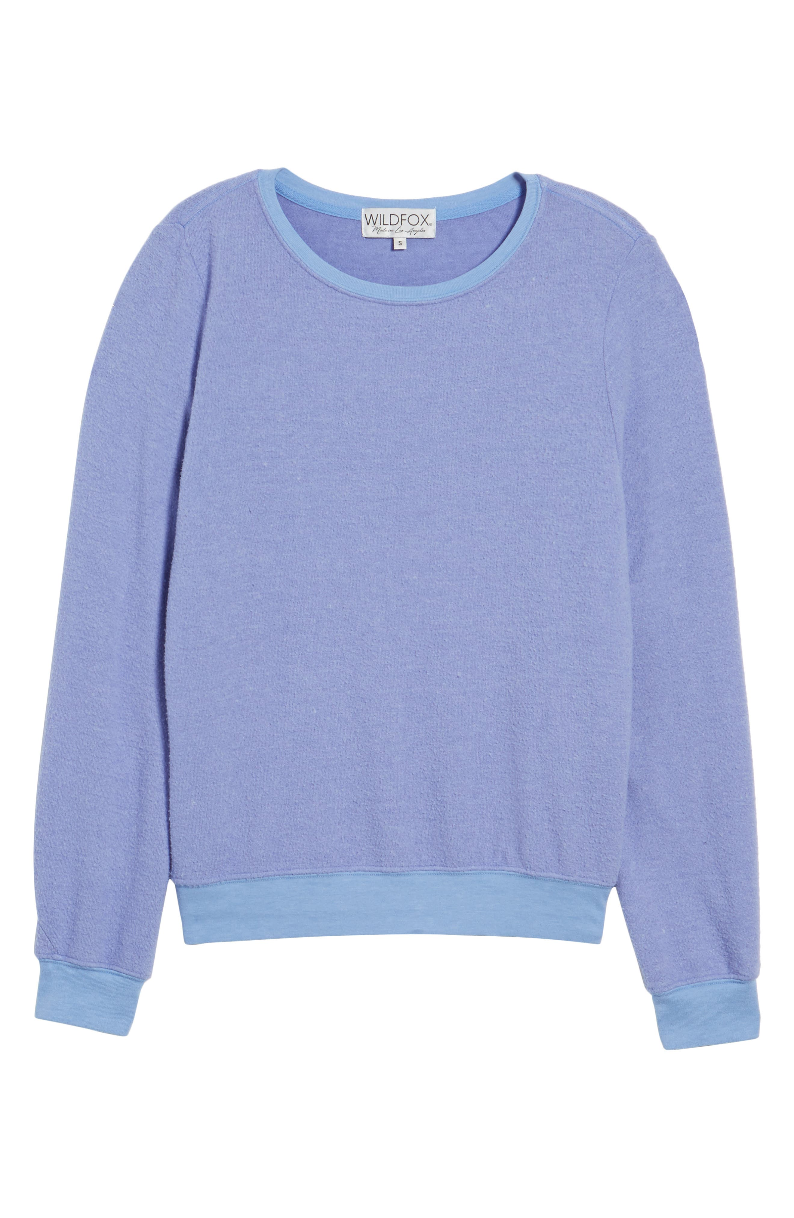 'Baggy Beach Jumper' Pullover,                             Main thumbnail 1, color,                             Lightning