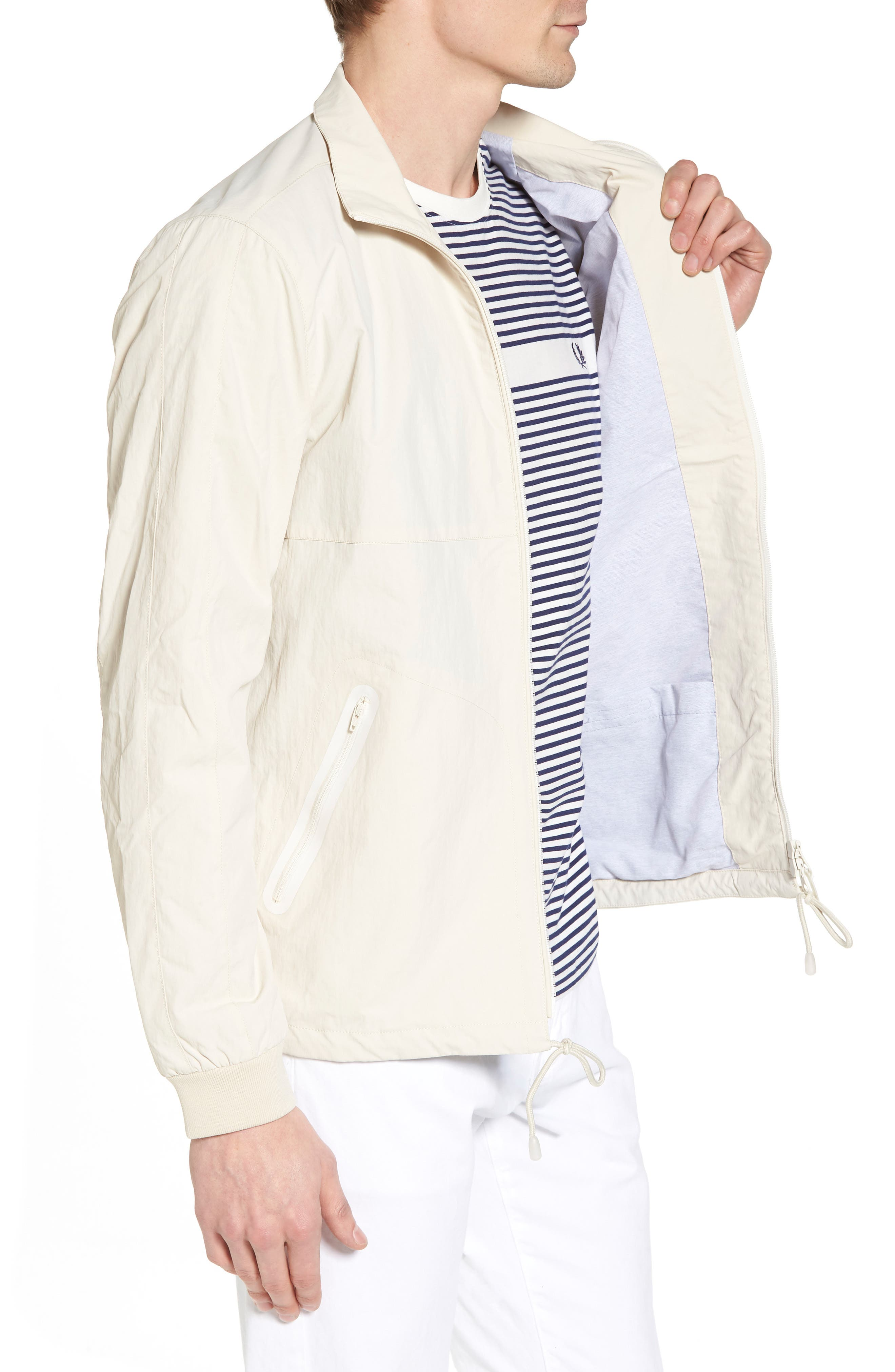 Alternate Image 3  - Fred Perry Sports Jacket