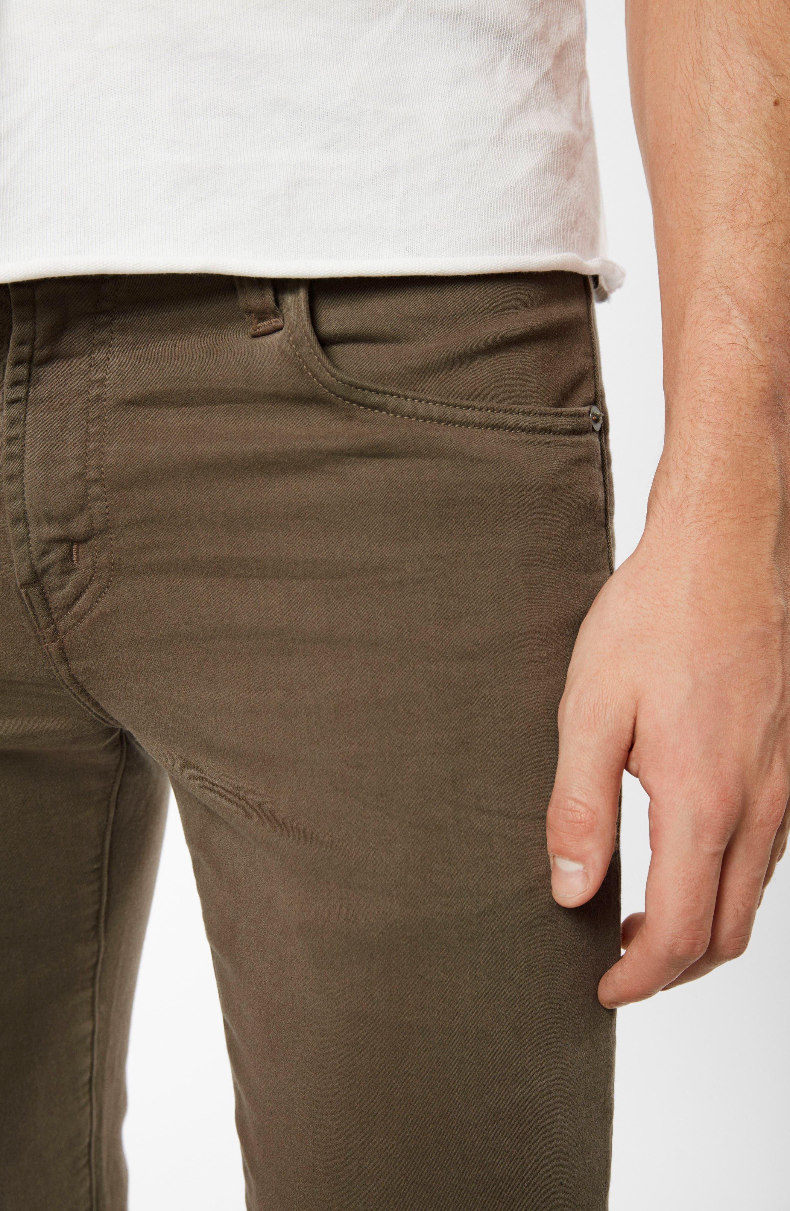 Alternate Image 4  - J Brand Kane Slim Straight Leg Pants