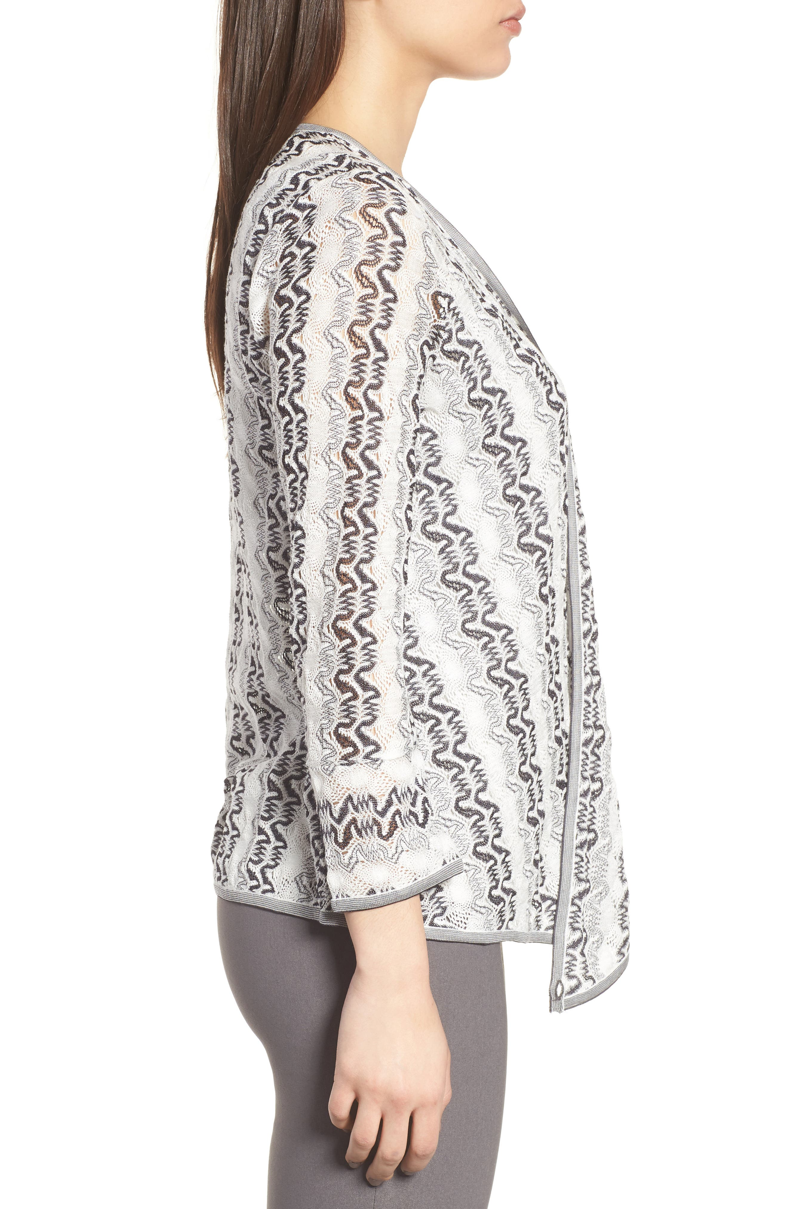 Covered Up 4-Way Convertible Cardigan,                             Alternate thumbnail 3, color,                             Multi