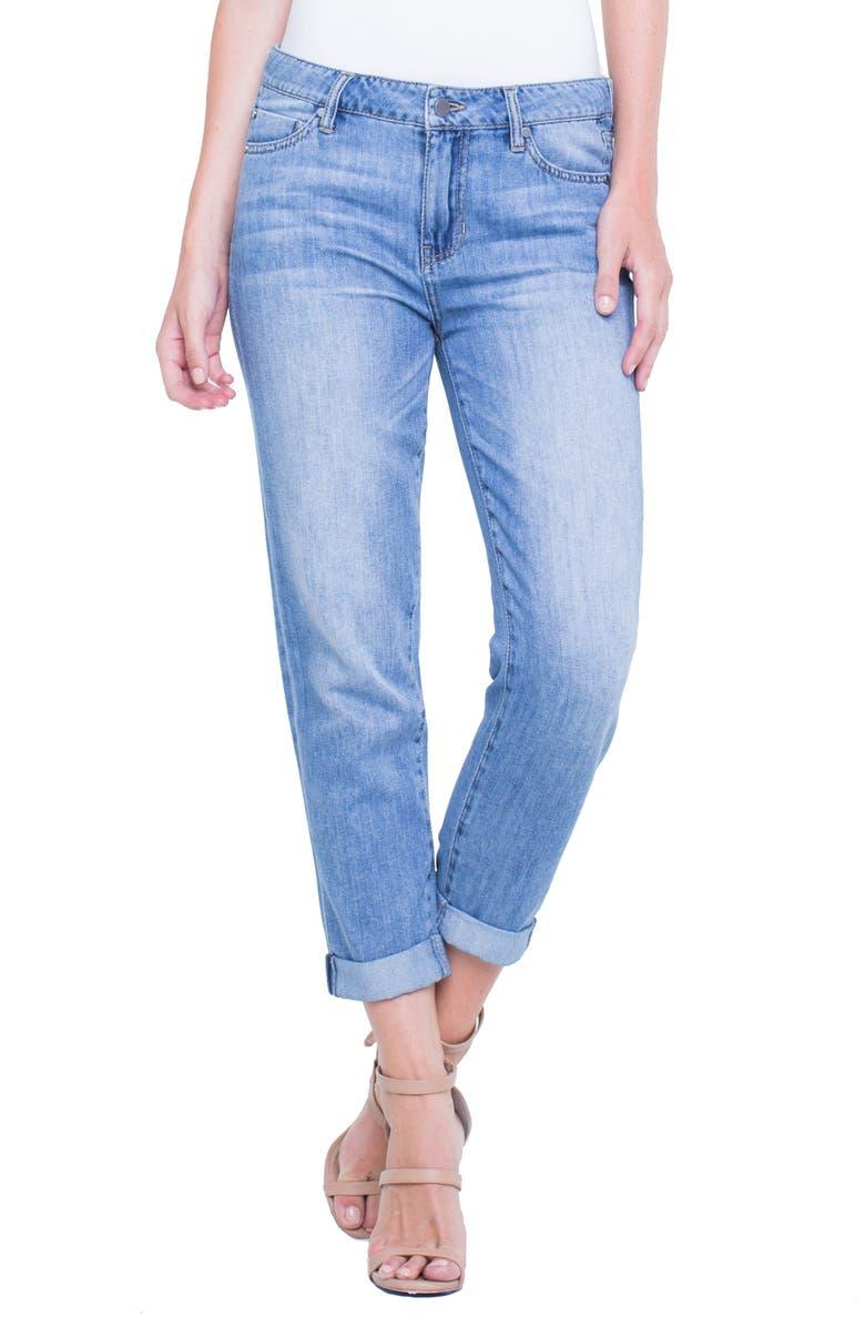 Cameron Crop Boyfriend Jeans