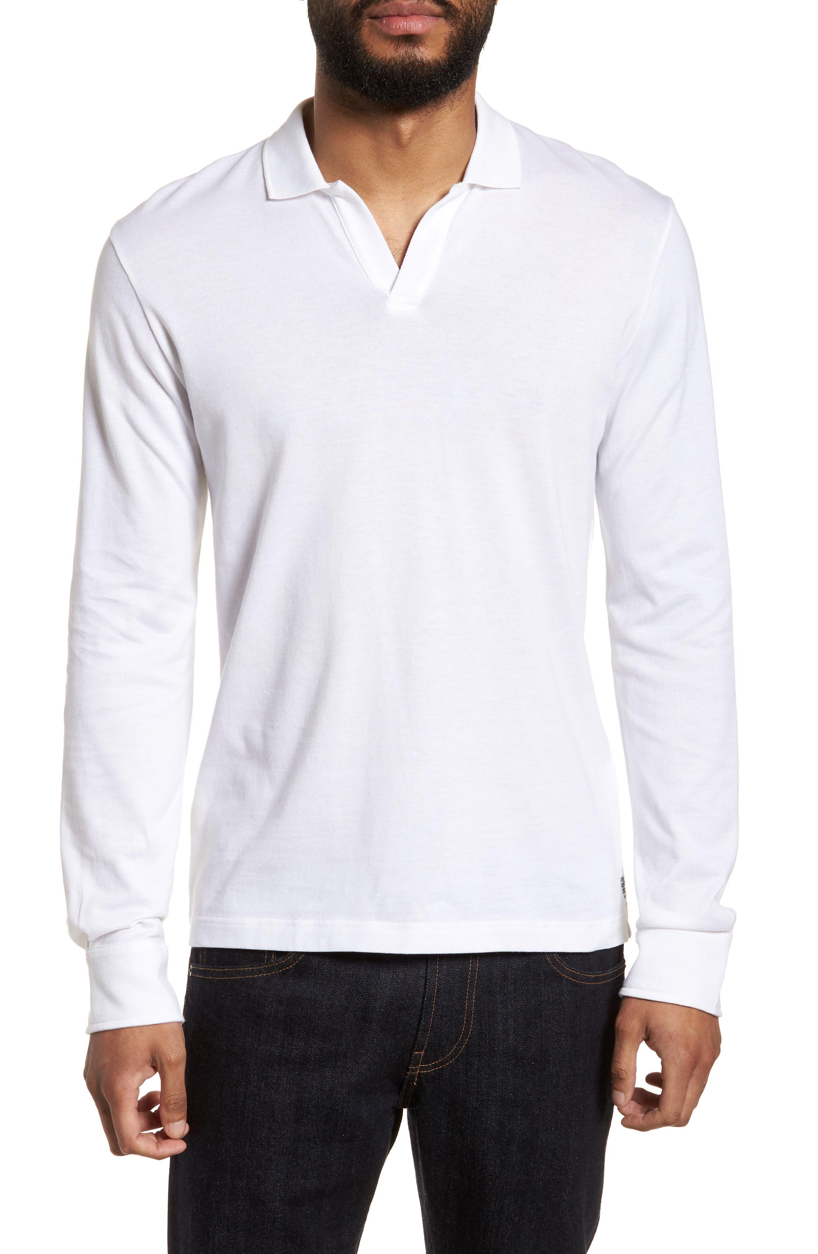Eleventy Johnny Cotton Polo Shirt