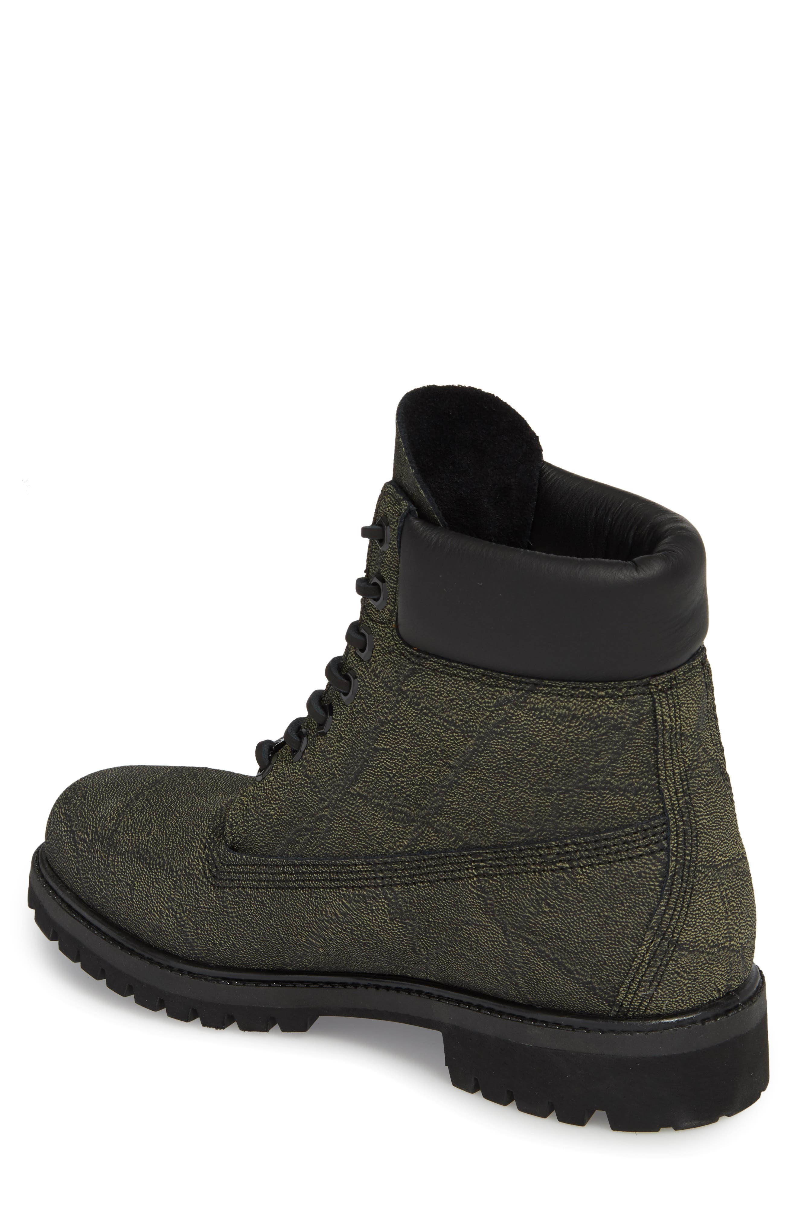Premium Mammoth Waterproof PrimaLoft<sup>®</sup> Insulated Boot,                             Alternate thumbnail 2, color,                             Black/ Helcor
